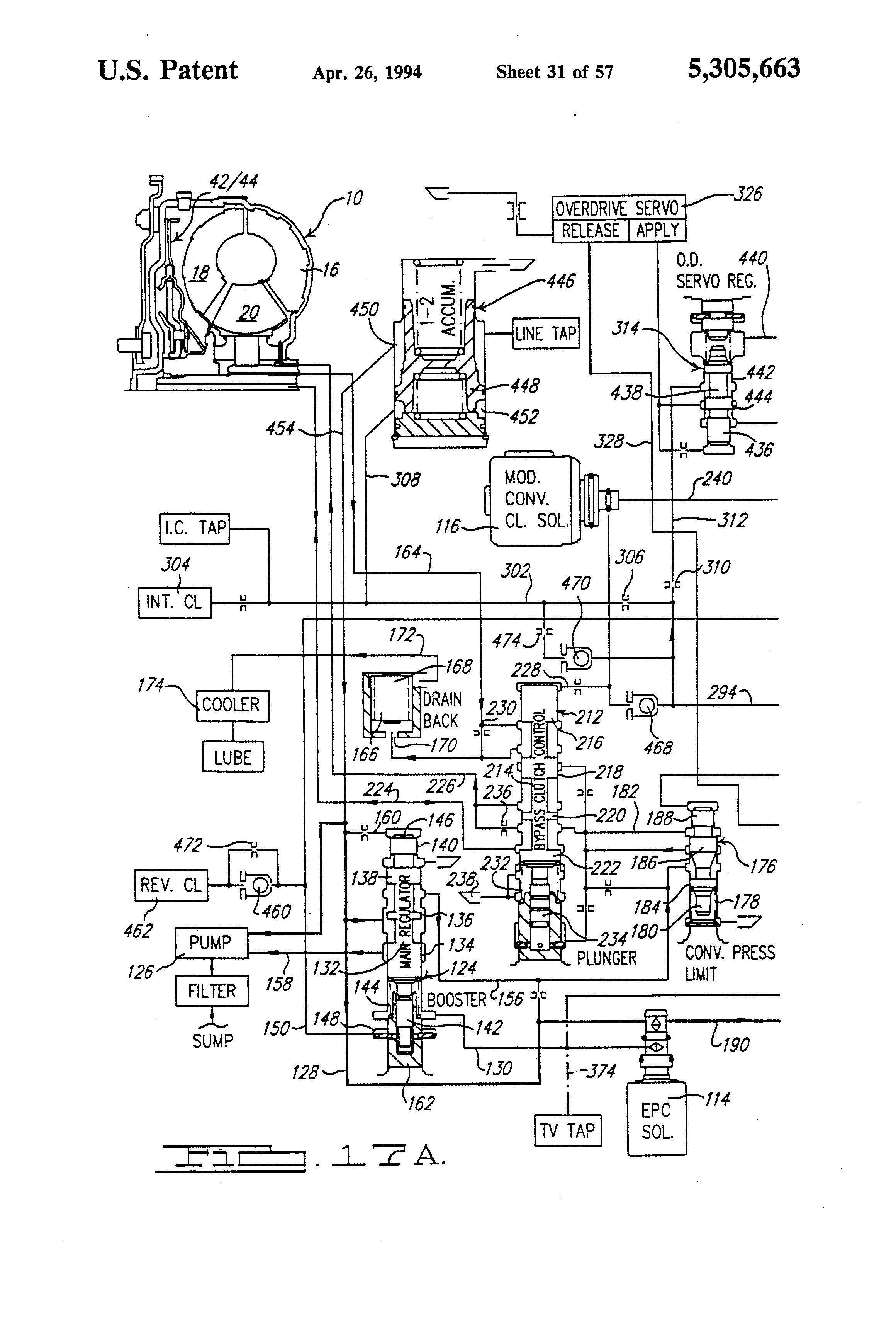 transmission cooling system diagram