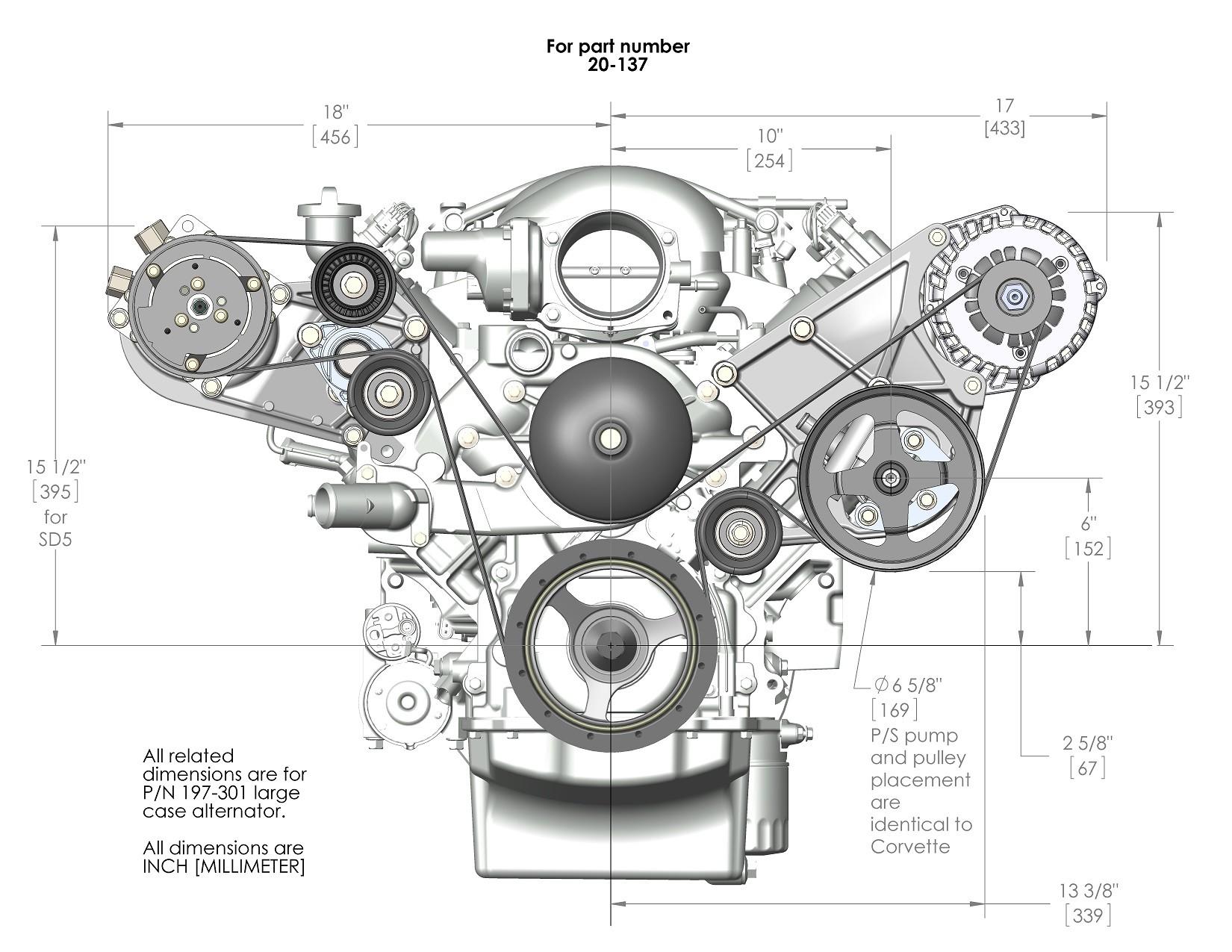 Turbocharger Parts Diagram