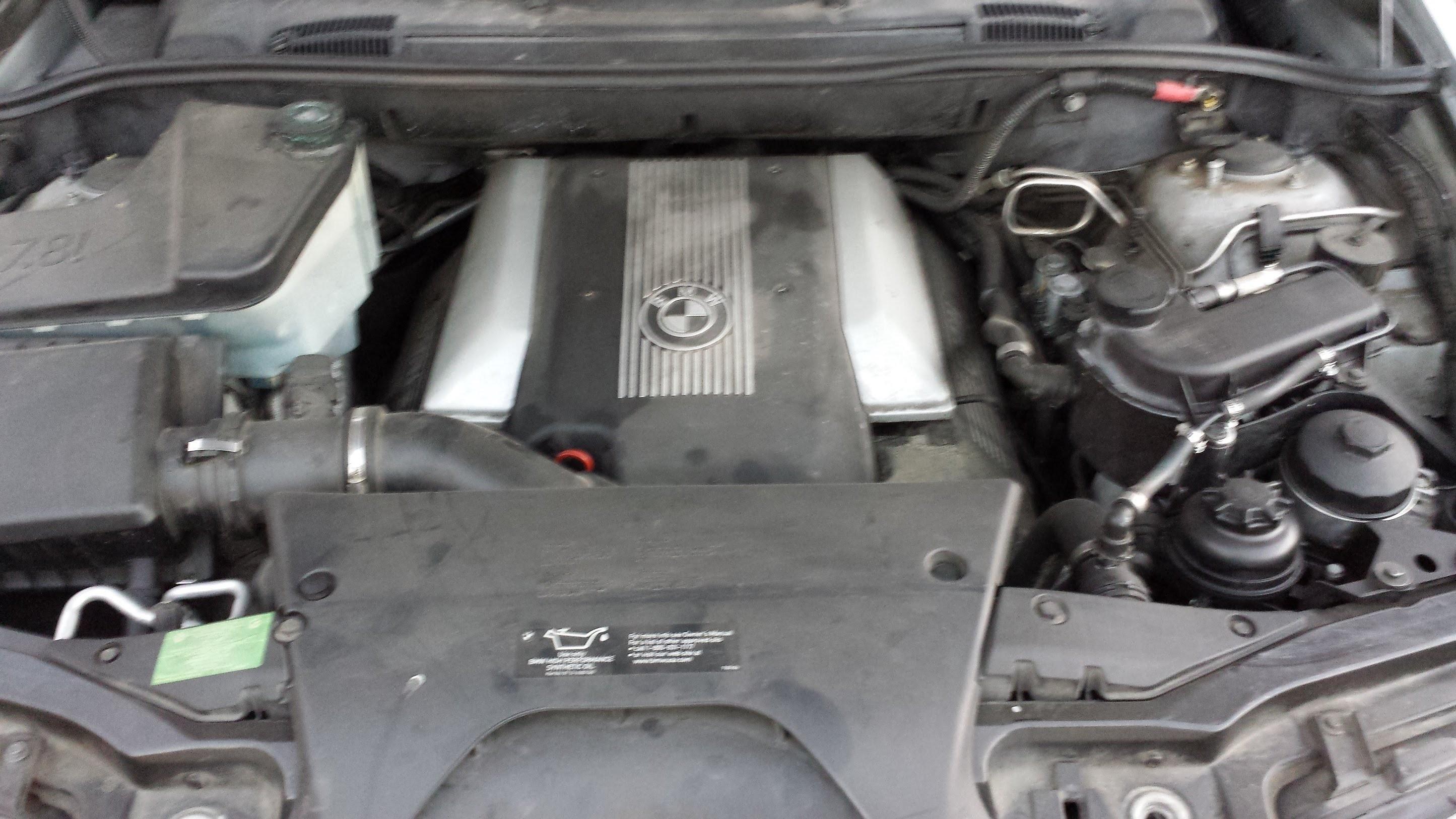 Under Car Hood Diagram
