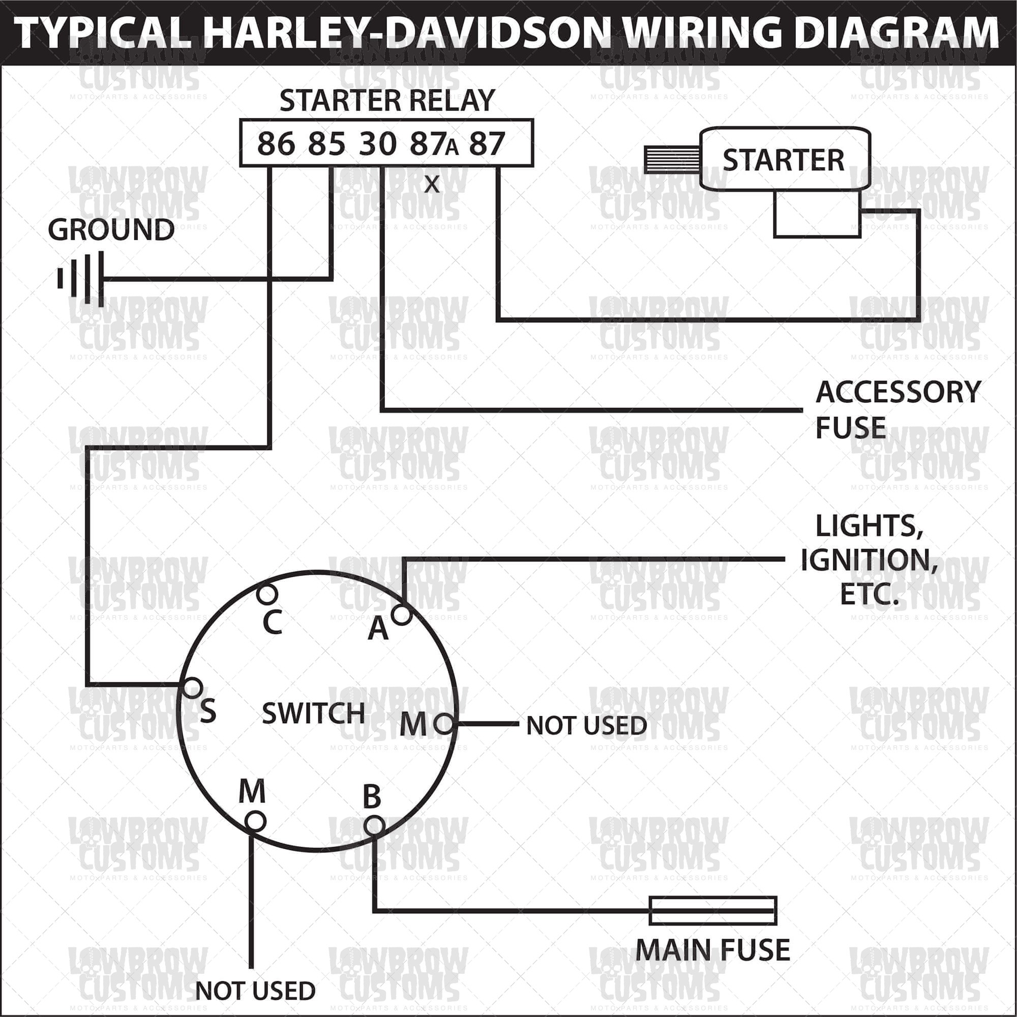 universal ignition switch wiring diagram fine 4 wire ignition switch rh detoxicrecenze com Boat Ignition Switch Wiring Diagram GM Ignition Switch Wiring Diagram