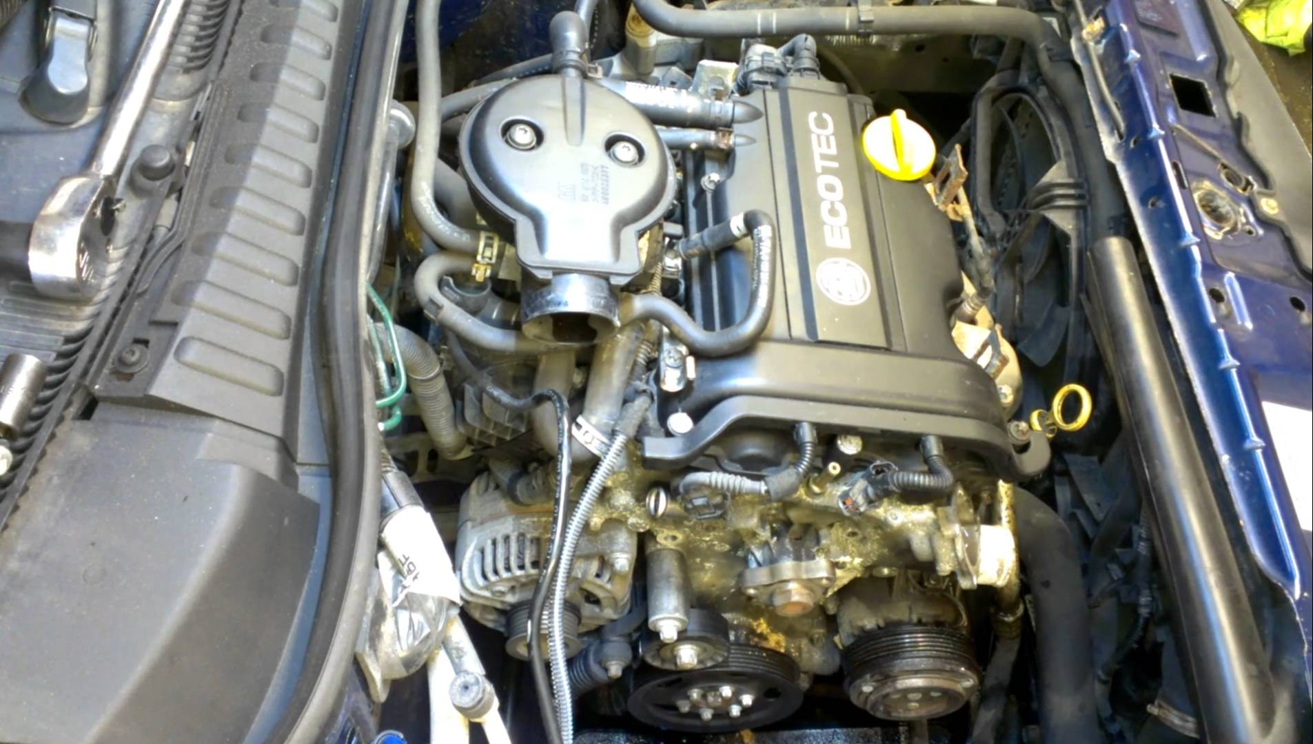 Vauxhall Corsa 1 2 Engine Diagram Vauxhall Corsa Water Pump Dismantle Part 1 Of Vauxhall Corsa 1 2 Engine Diagram