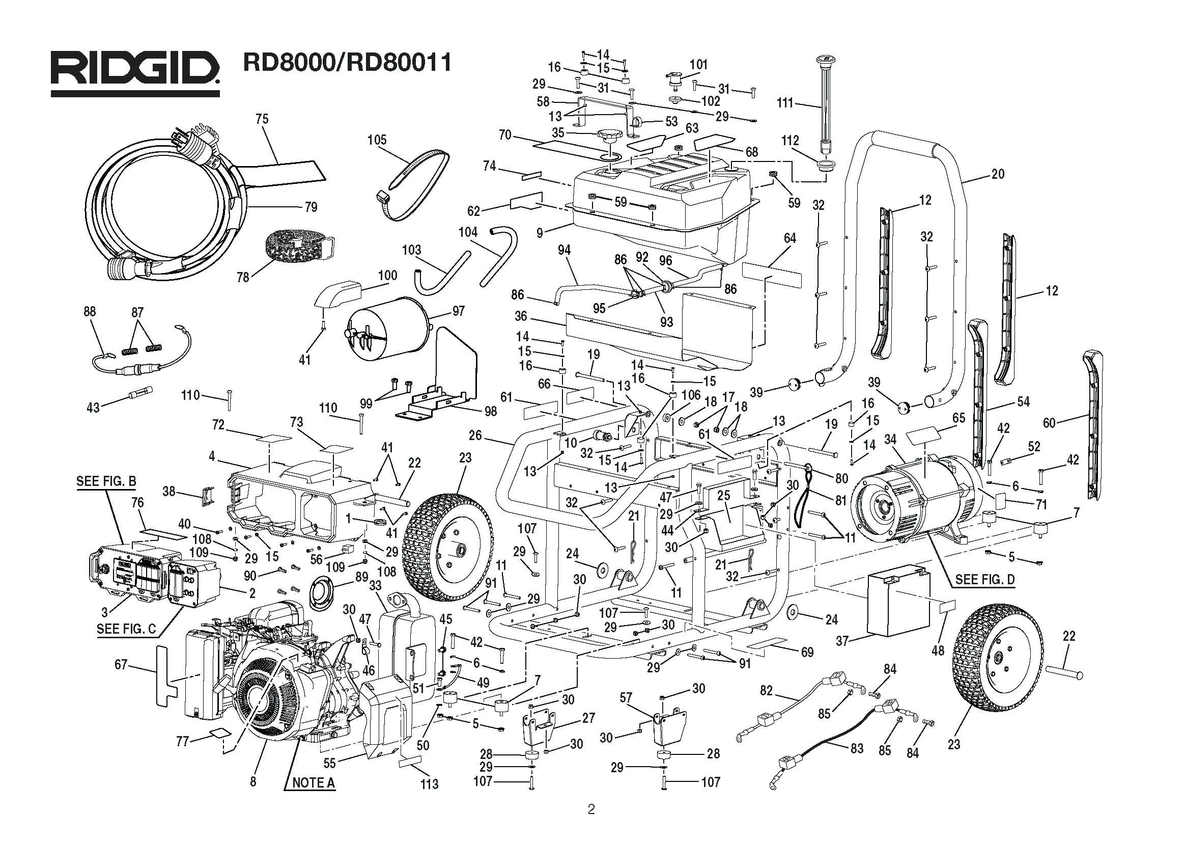 Vw Engine Parts Diagram Kawasaki Diagrams Fh680v Service Manual Repair B P