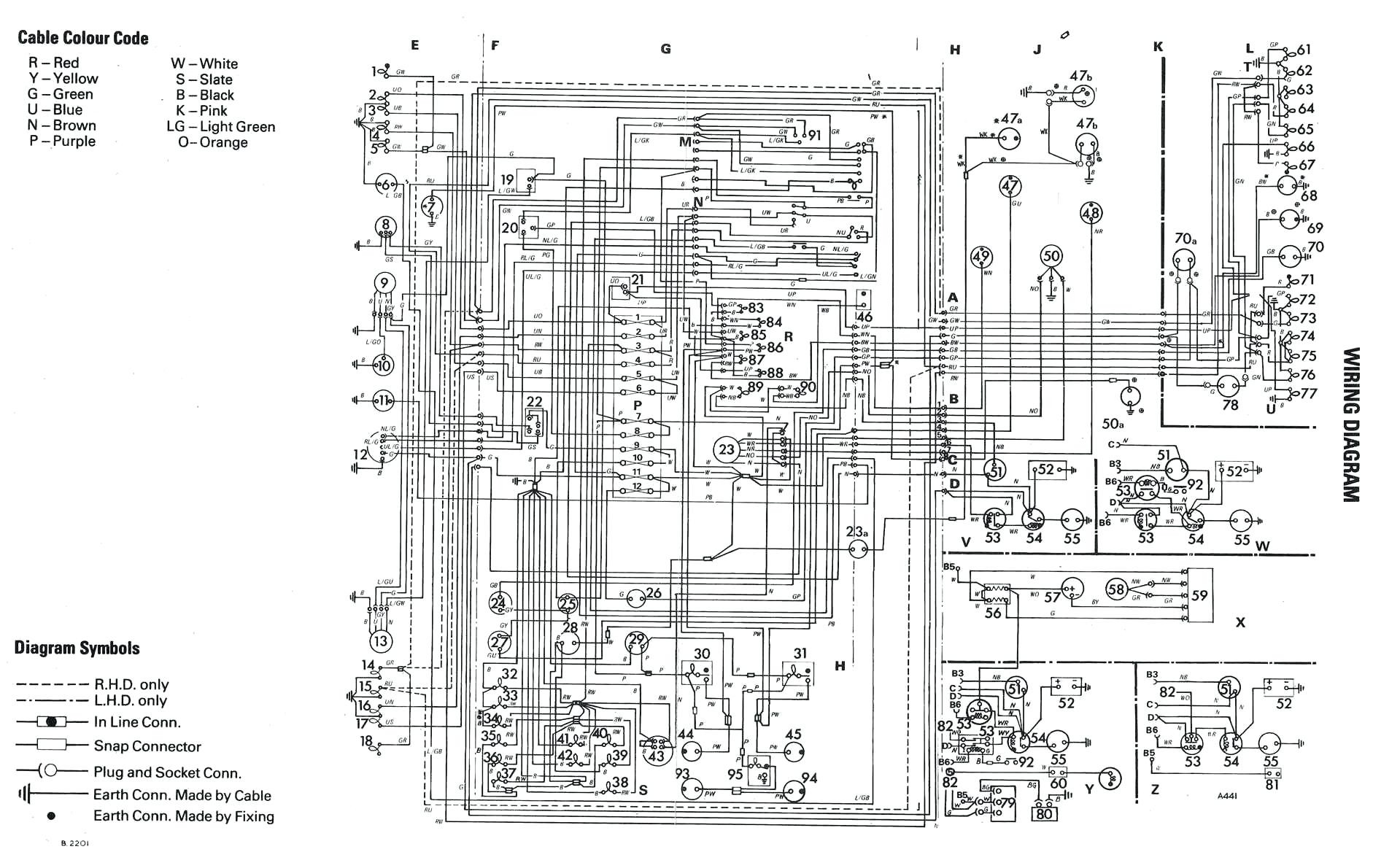 Vw Golf Engine Diagram My Wiring 1970 Beetle Turn Signal Full Size Of Bug Ignition Electrical Archived