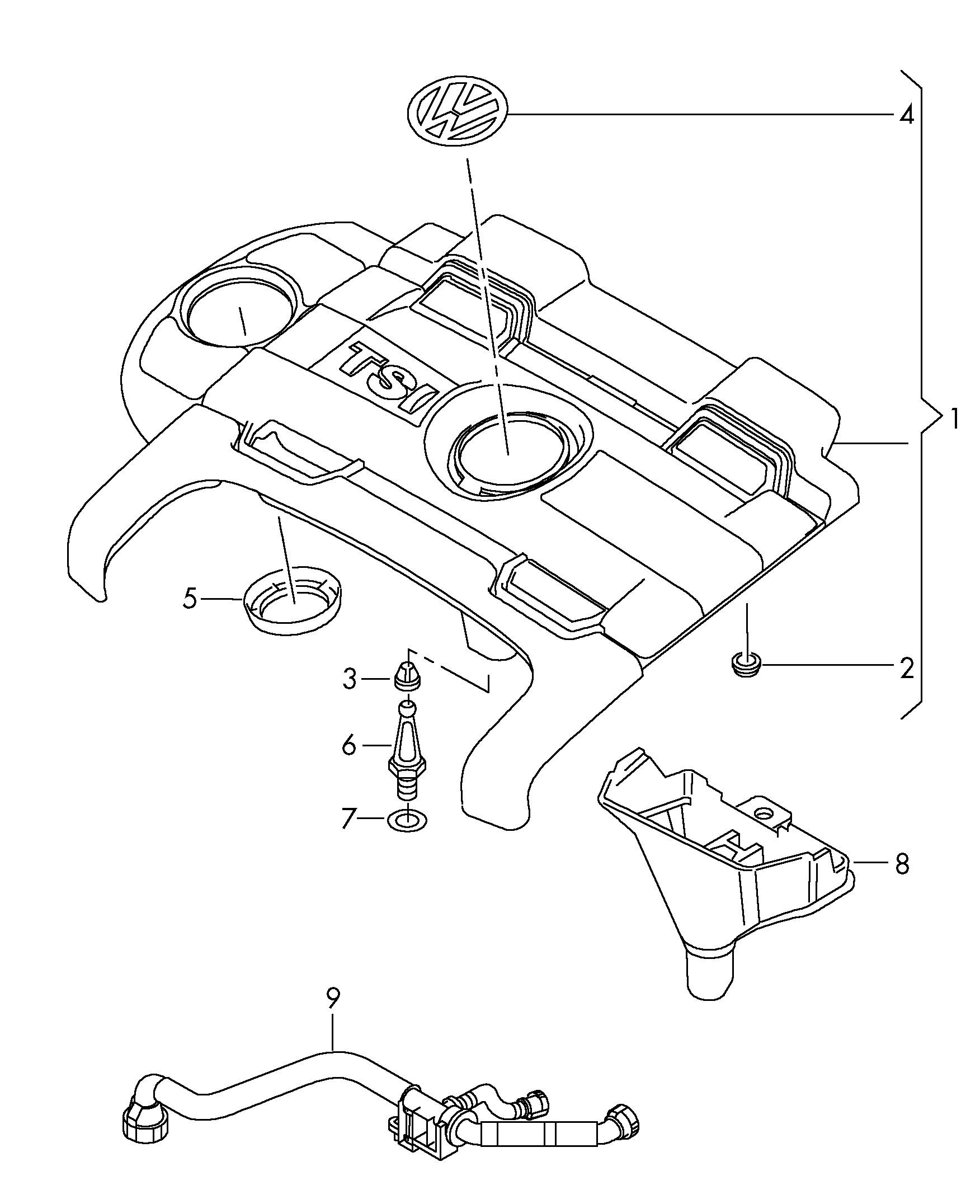 vw passat engine parts diagram circuit diagram maker line
