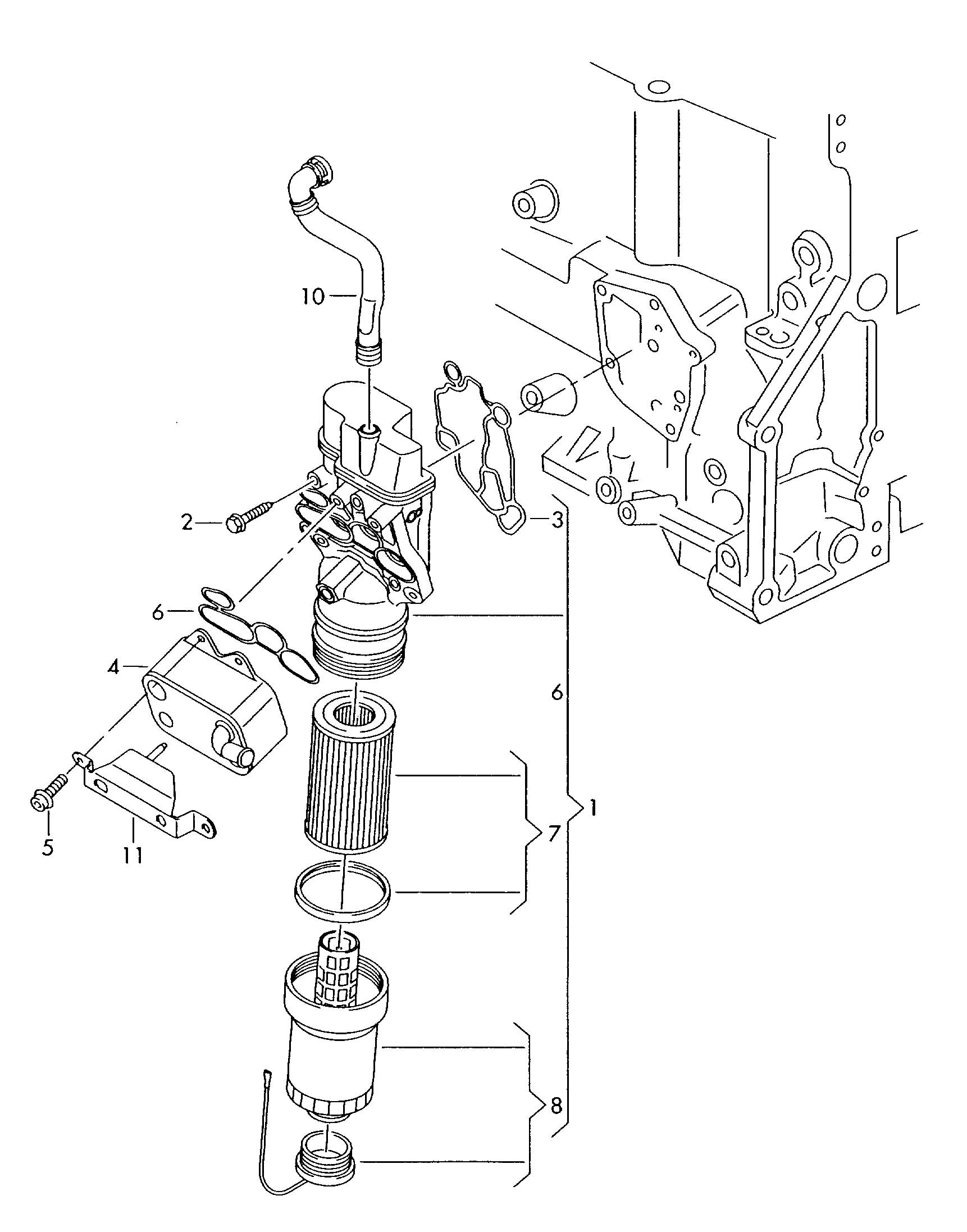 Vw Passat Engine Parts Diagram Vwvortex B6 Oil Leak Behind Part Circuit Maker Line Riviera Auto And Specification 3 Of Related Post