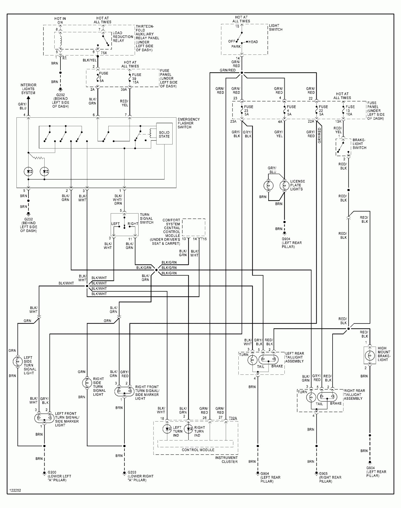 Vw Passat Wiring Diagram Best Headlight Wiring Diagram Diagram Of Vw Passat Wiring Diagram