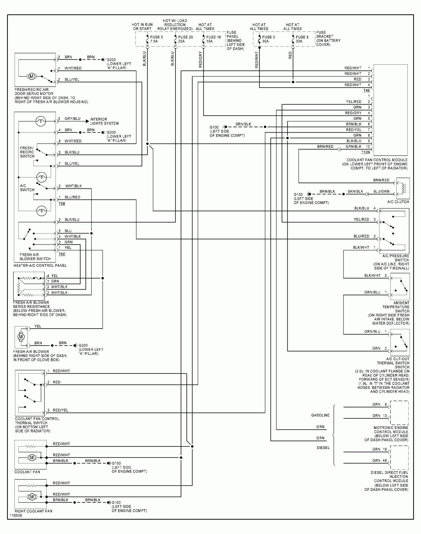 Vw Passat Wiring Diagram Inspirational Radio Wiring Diagram Diagram Of Vw Passat Wiring Diagram
