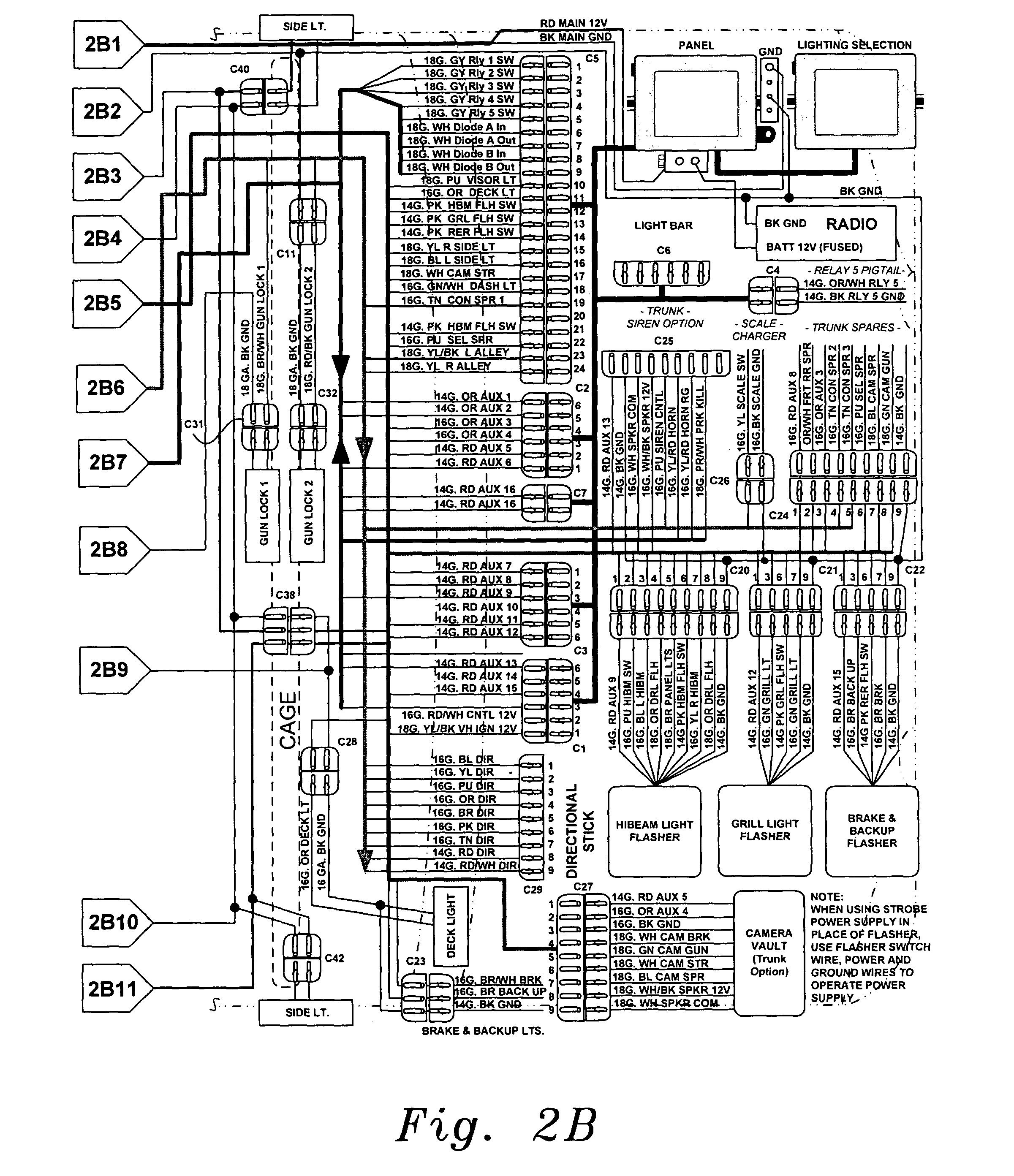 5915a5 Whelen Siren Wiring Diagram Whelen 9000 Light Bar Wiring Wiring Library