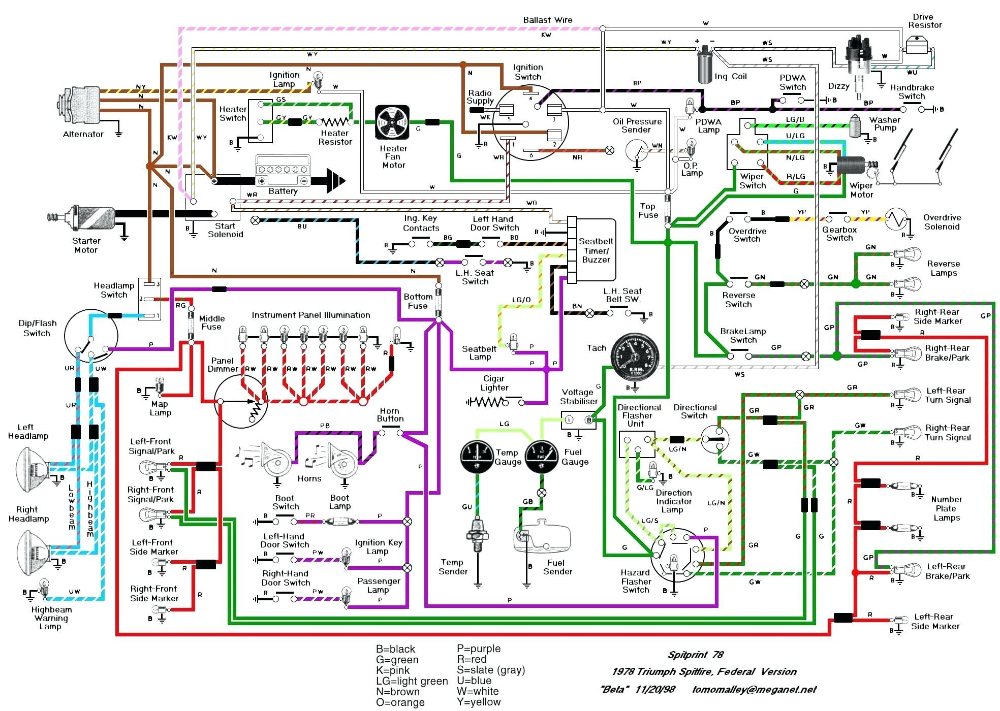 Wire Diagrams for Cars Xs650 Wiring Diagram Car Pinterest – My ...
