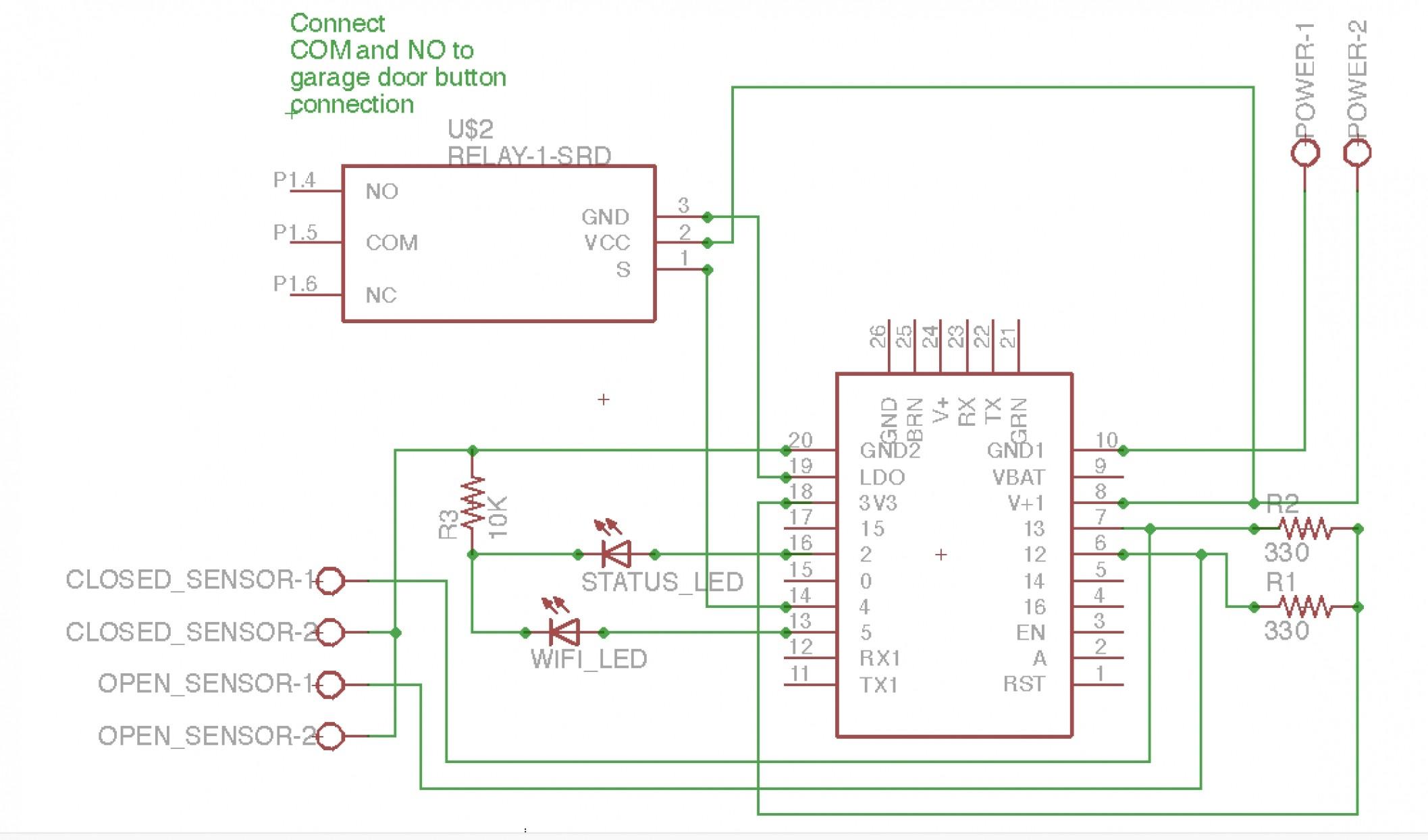 Wiring Diagram for Garage Door Opener Garage Door Sensor Wiring Diagramenie Craftsman Safety Diagram Of Wiring Diagram for Garage Door Opener