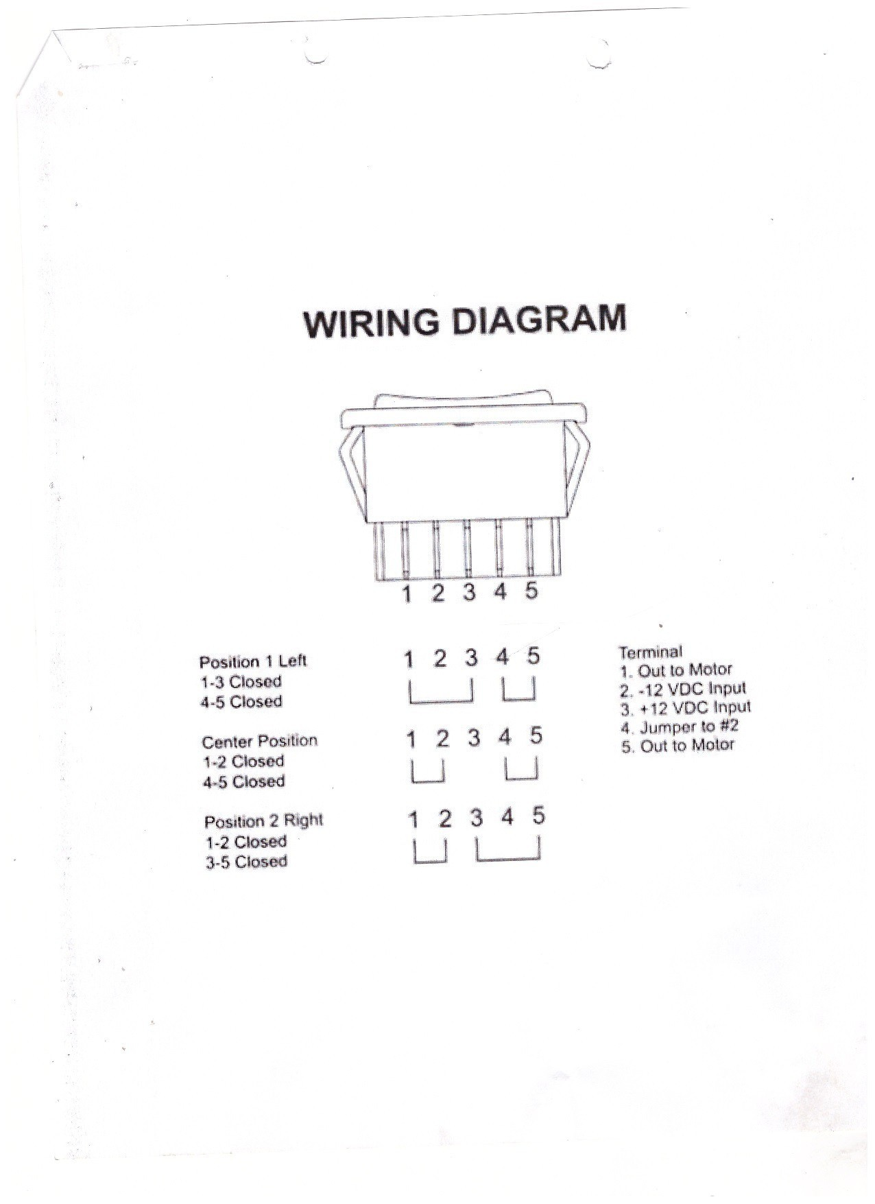 Wiring Diagram For Power Window Switches Headlight Dimmer Switch Universal Amazing Simple Of