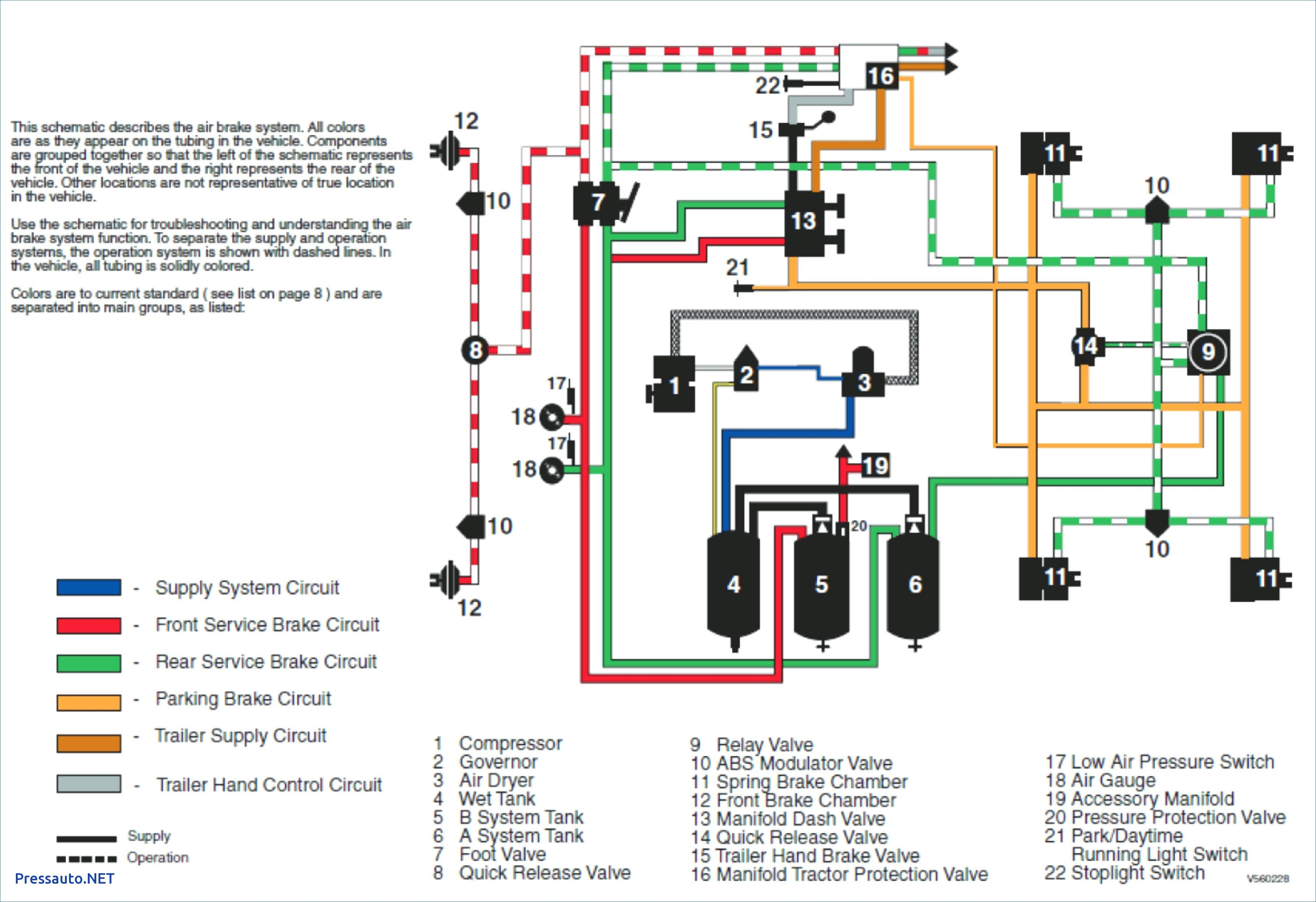 Wiring Diagram for Truck to Trailer Trailer Brake Controller Wiring ...