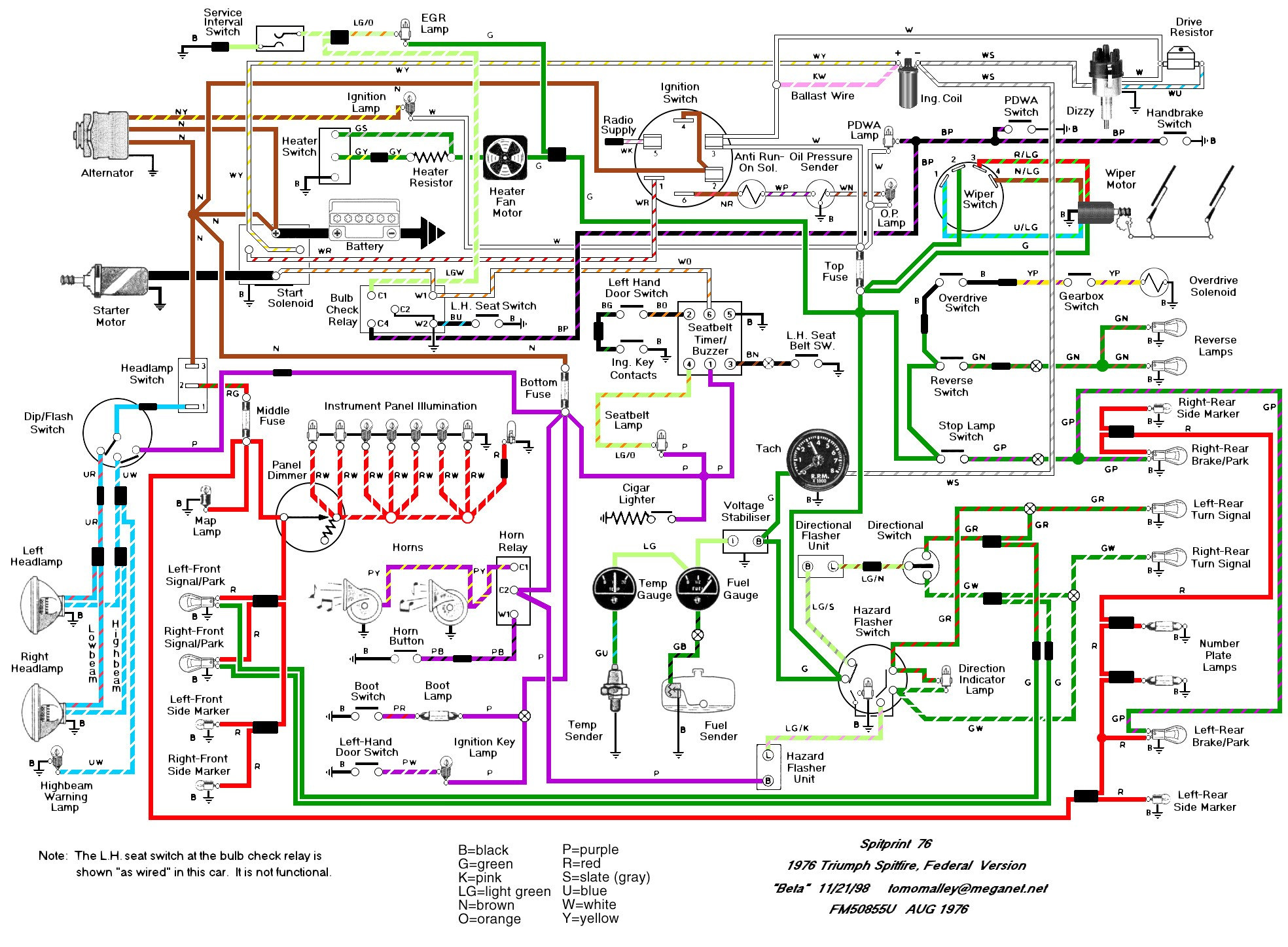 Wiring Diagrams for Cars Tr3 Wiring Diagram Triumph Tr6 Wiring Diagram Album Wire Of Wiring Diagrams for Cars