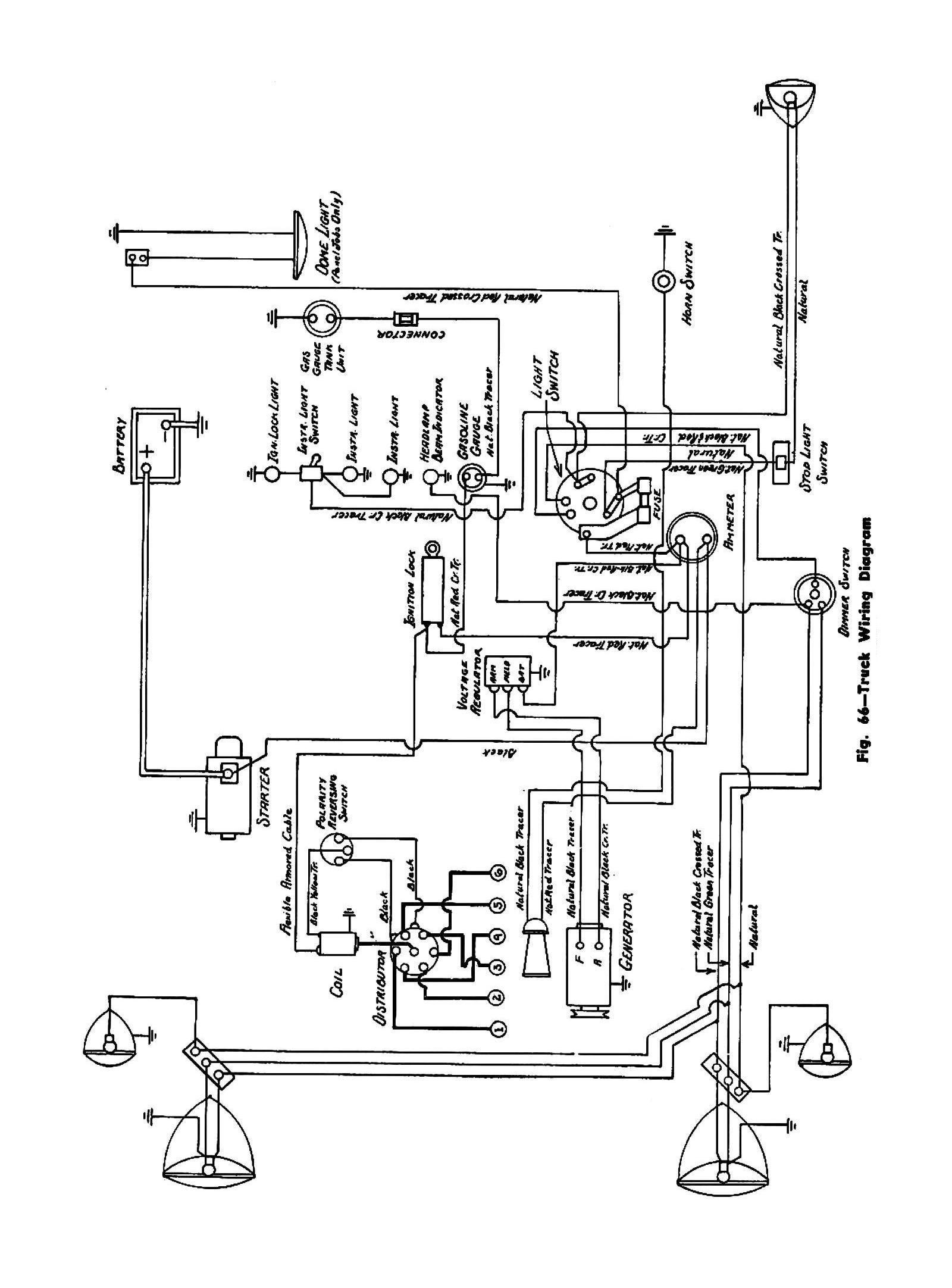 Wiring Diagrams For Trucks Ford Truck Technical Drawings And Schematics Section H Substation Of Related Post
