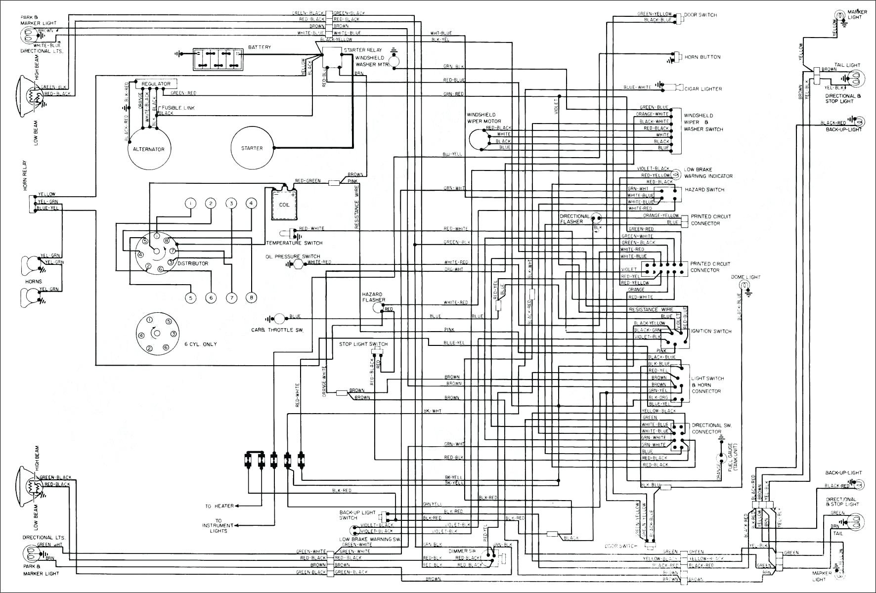 Wiring Diagrams for Trucks New ford Wiring Diagrams Truck Technical ...