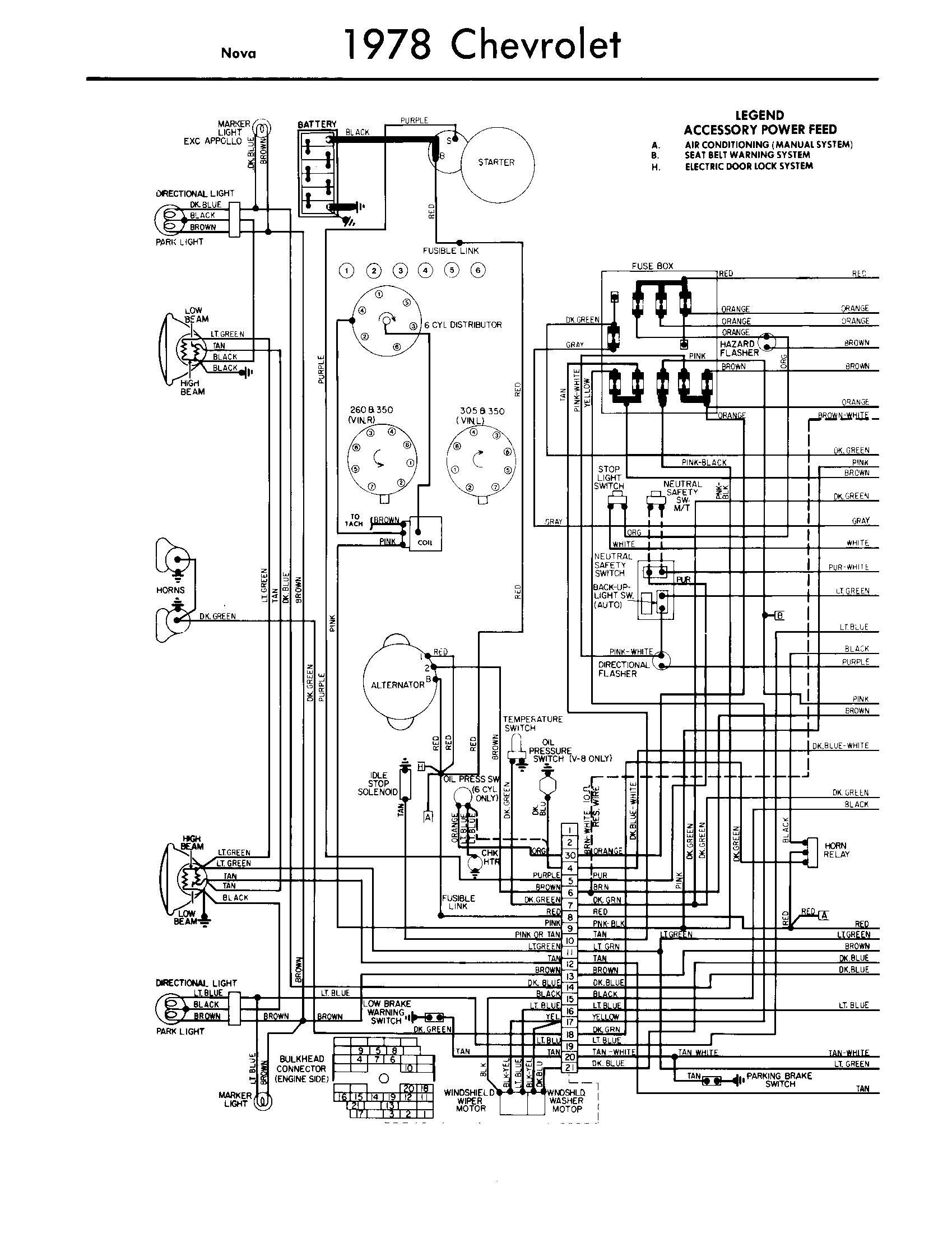1978 toyota pickup fuse diagram