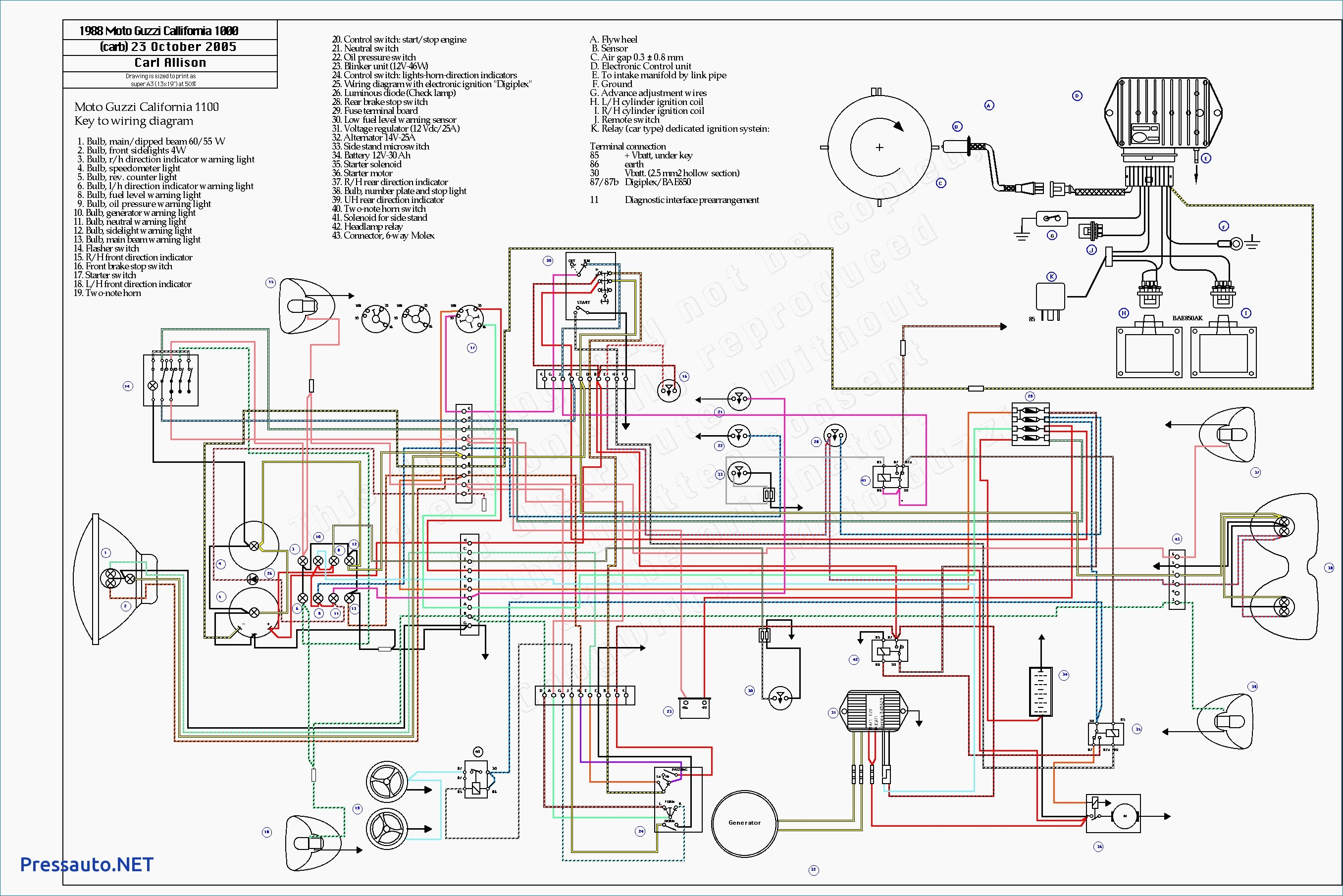Toyota Wiring Diagrams Automotive - Wiring Diagram Review on