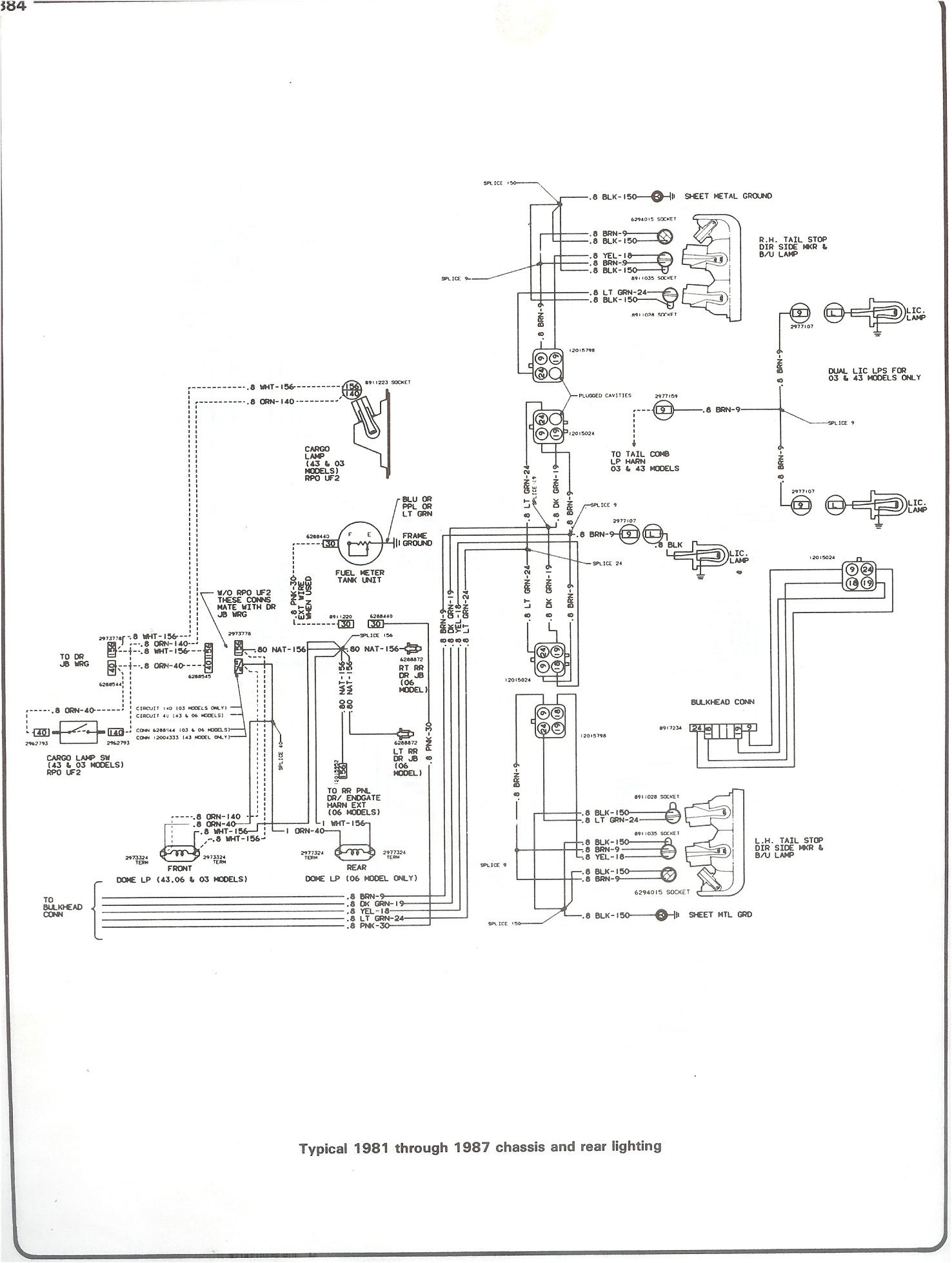 75D0D 1985 Chevy 305 Engine Wiring Diagram | Wiring Library  Wiring Library