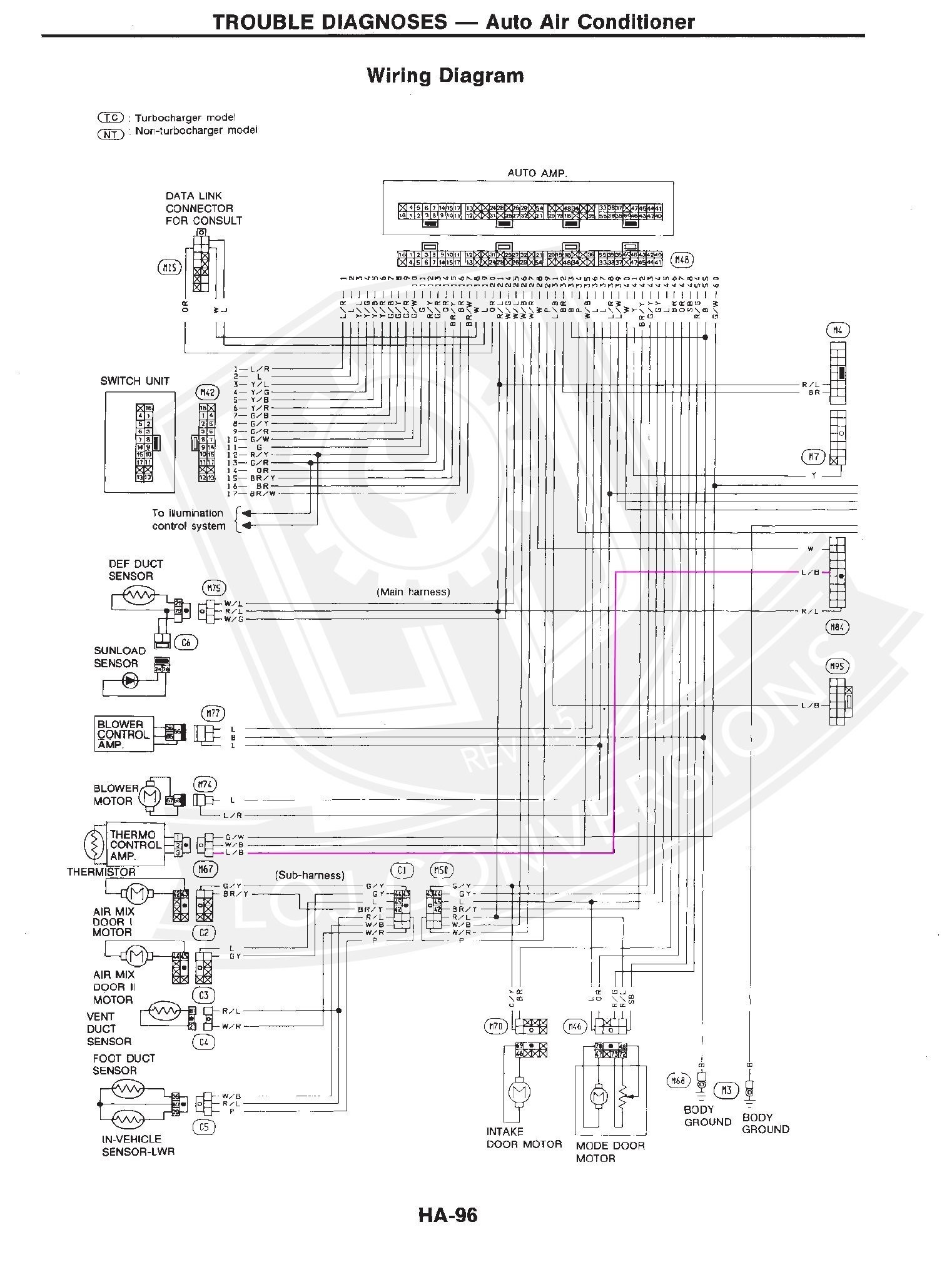 Z31 Alternator Wiring Diagram Diagrams Mopar 1992 300zx Engine Trusted Chrysler Jeep