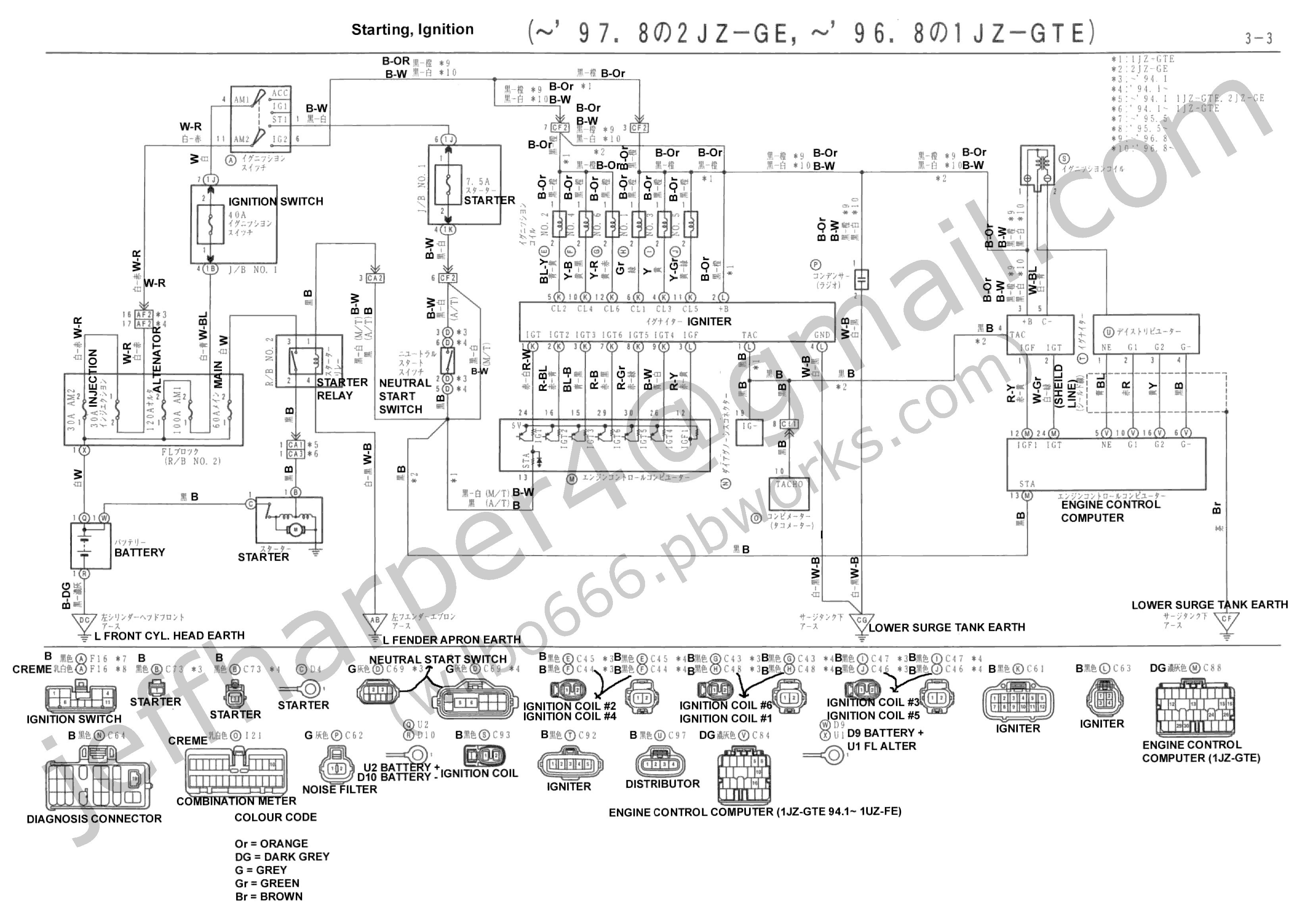 1991 toyota Corolla Engine Diagram 1992 toyota Pickup Engine Diagram Of  1991 toyota Corolla Engine Diagram