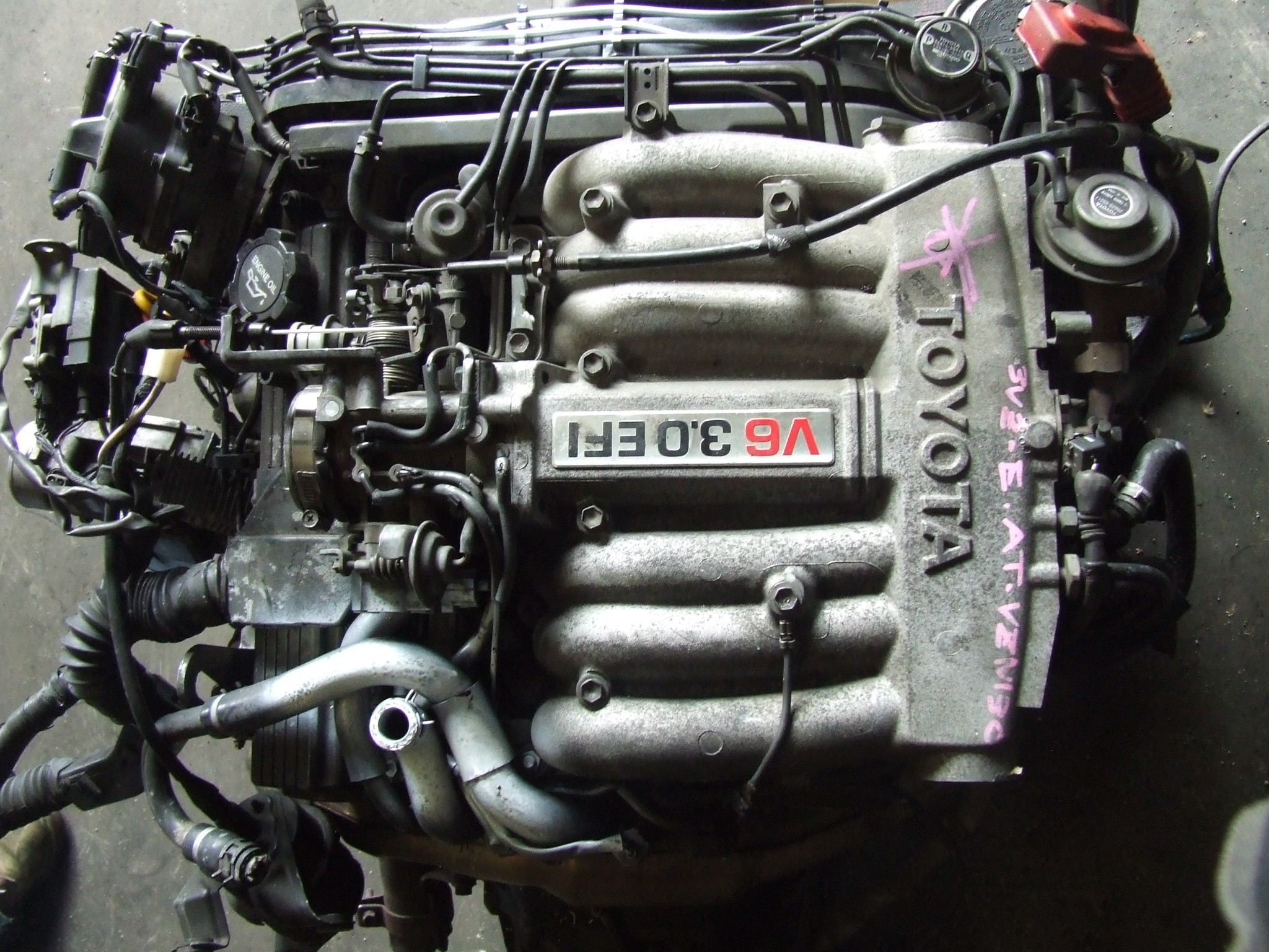 1995 Toyota 4runner Engine Diagram Engines Used T100