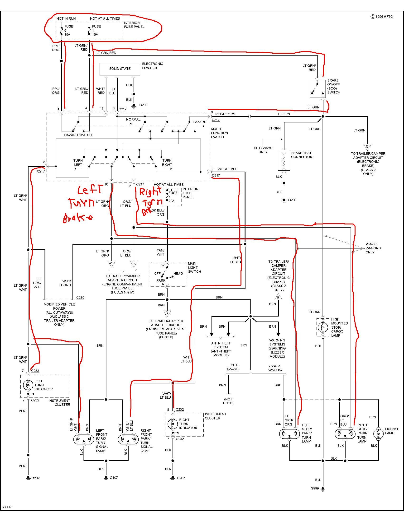 1996 Ford Taurus Engine Diagram Wiring Harness Series 1 Land 96 Rover Discovery E 350 Diagrams Of