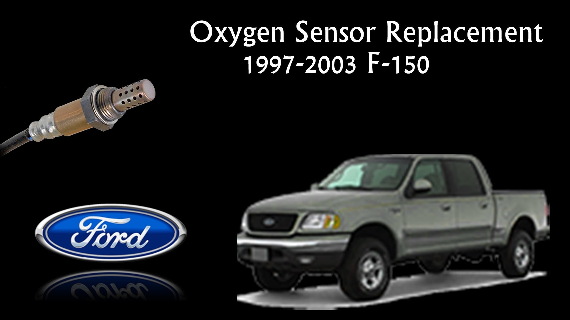 1997 Ford F150 4 6 Engine Diagram How To Replace An Oxygen Sensor 2003 Bank 1
