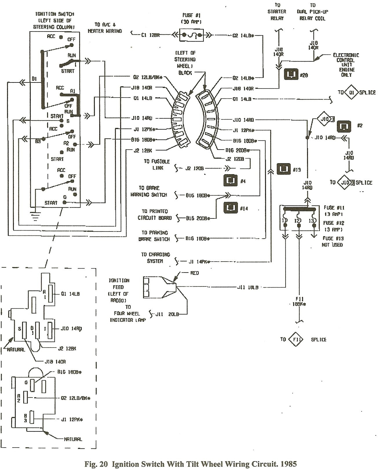 85 Ramcharger Wiring Diagram