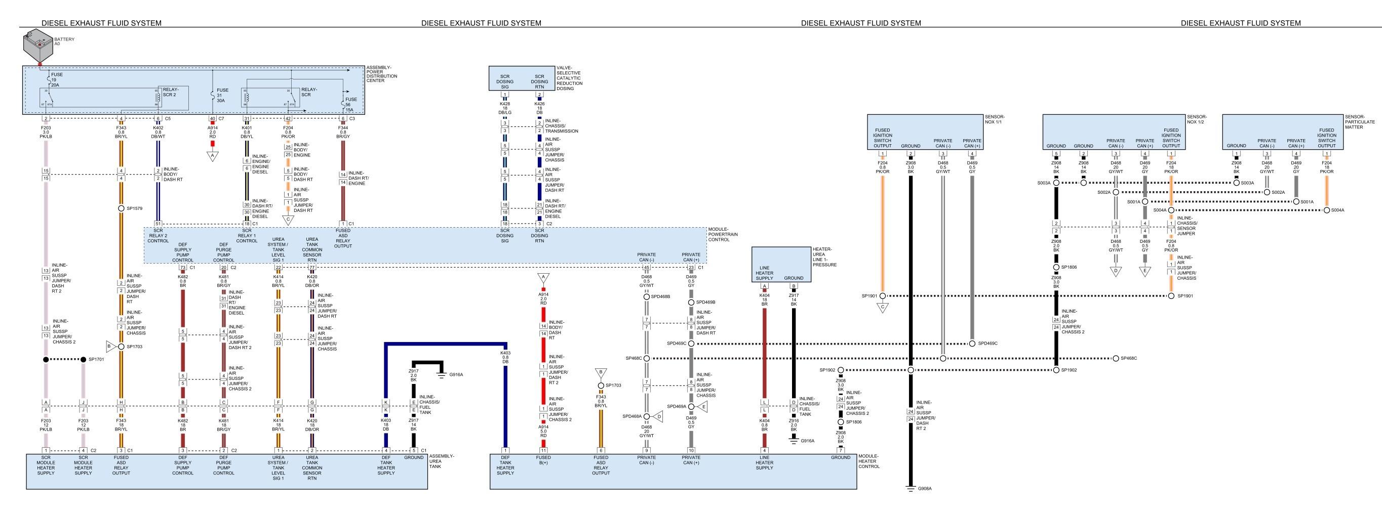 2004 Dodge Ram Horn Schematics - Wiring Diagram