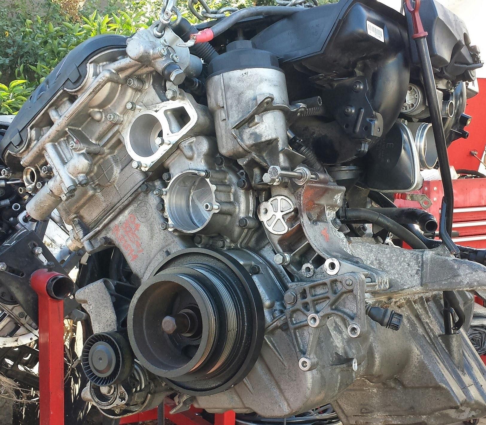 2000 Bmw 323i Parts Diagram Bmw M54b30 Engine Sensors and Parts Diagram