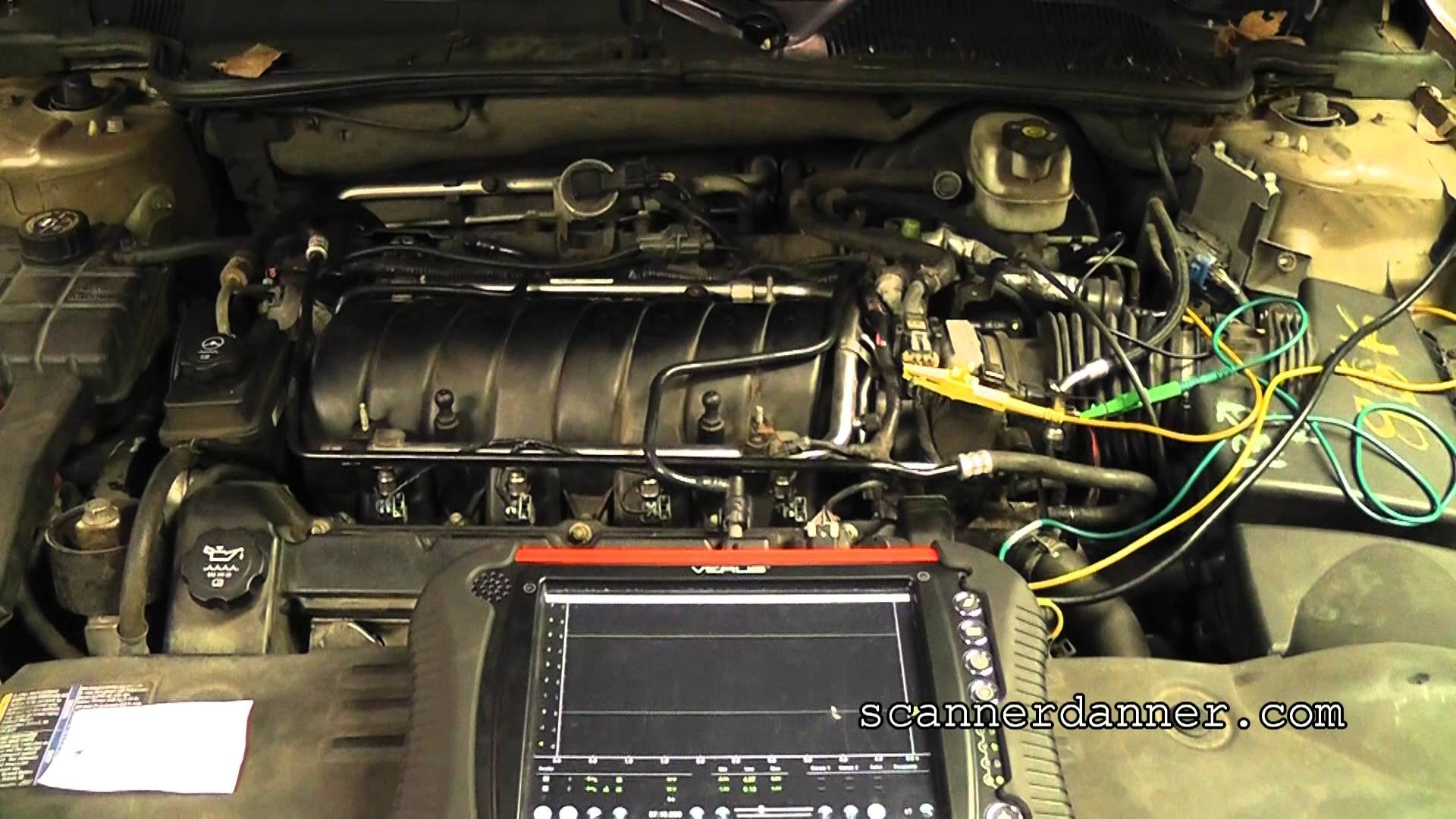2000 Cadillac Deville Engine Diagram Audi A6 How To Check The 5v Reference Circuit For A Short