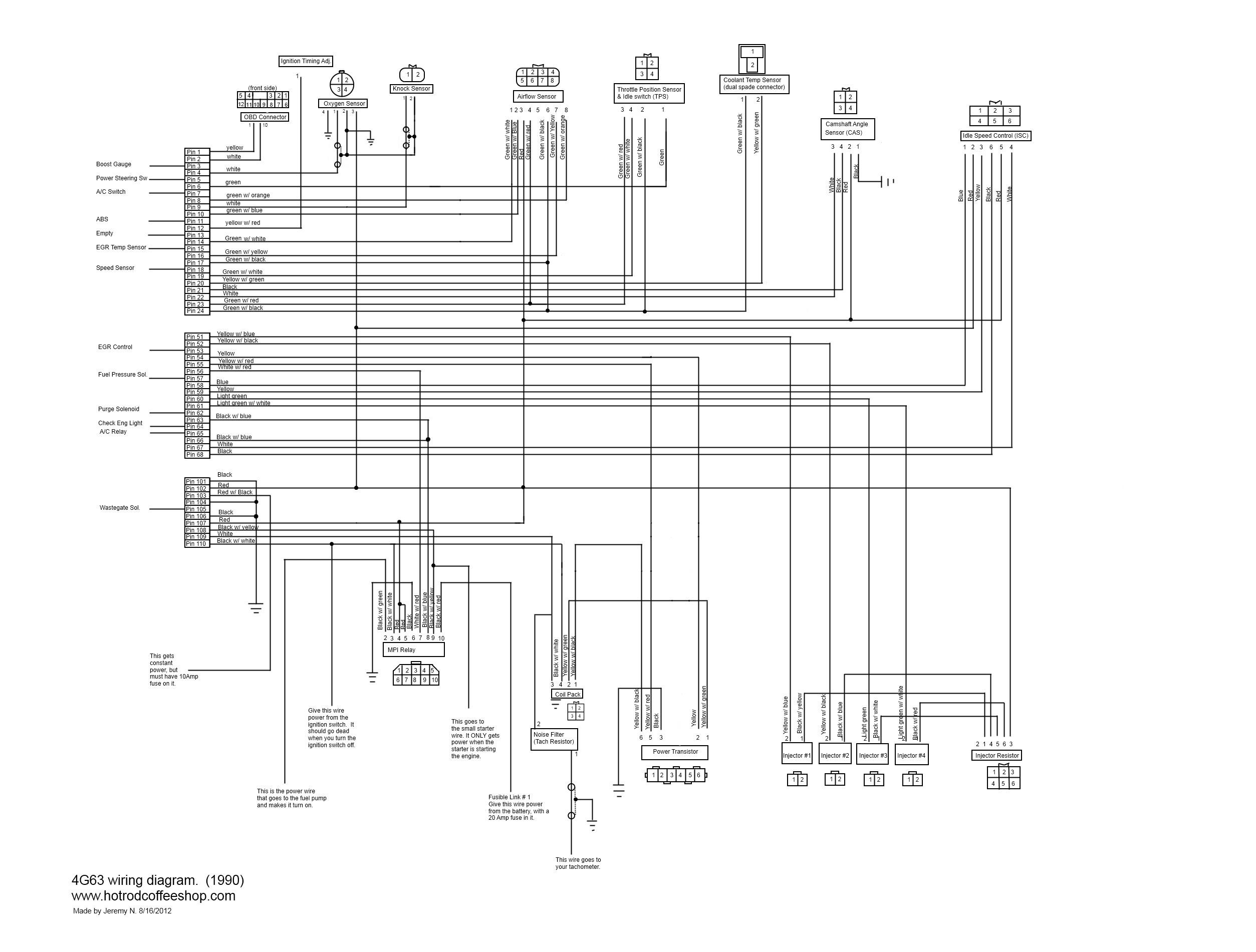 2000 Mitsubishi Eclipse Wiring Diagram Automatic Dsm S for 4g63 Wiring Diagram Autoctono Of 2000 Mitsubishi Eclipse Wiring Diagram