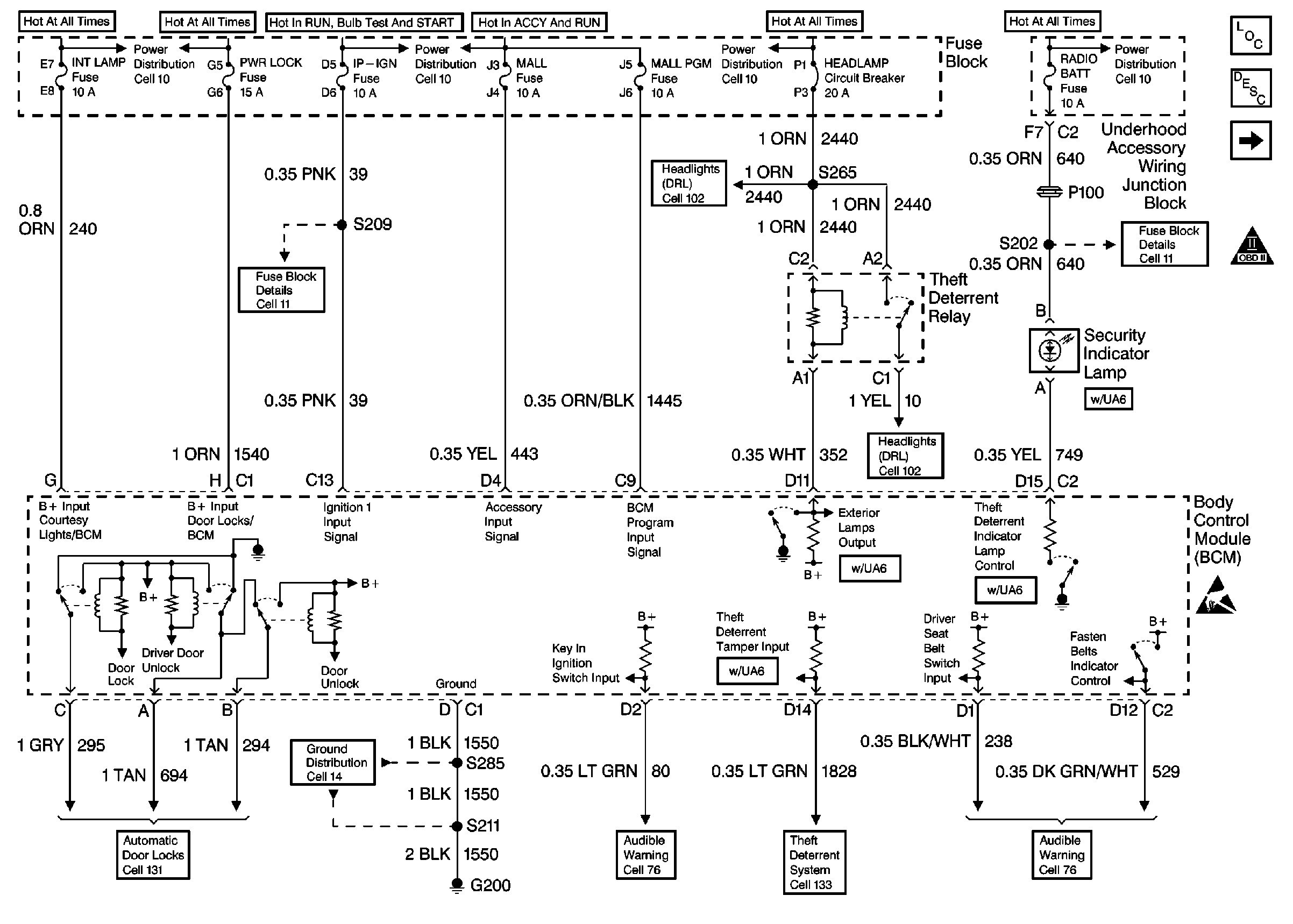 Pontiac Vibe Wiring Diagram from detoxicrecenze.com