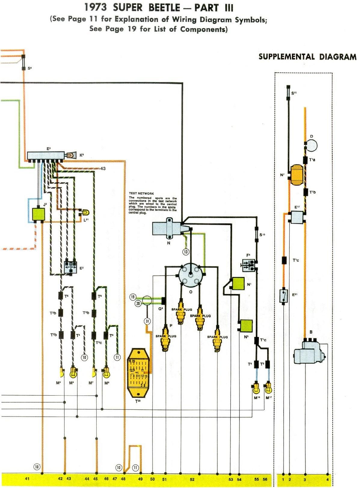 2001 vw beetle engine diagram 1973 vw beetle wiring diagram wiring diagram  of 2001 vw beetle