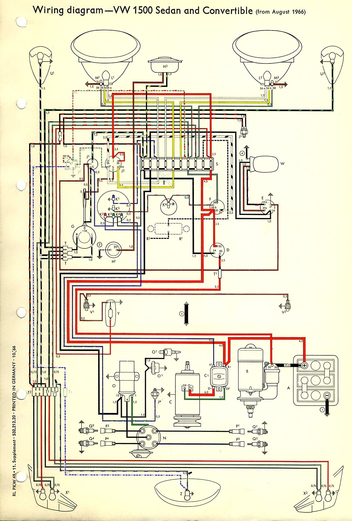 Vw Beetle Engine Wiring Harness : Wire vw beetle engine diagrams best site wiring harness