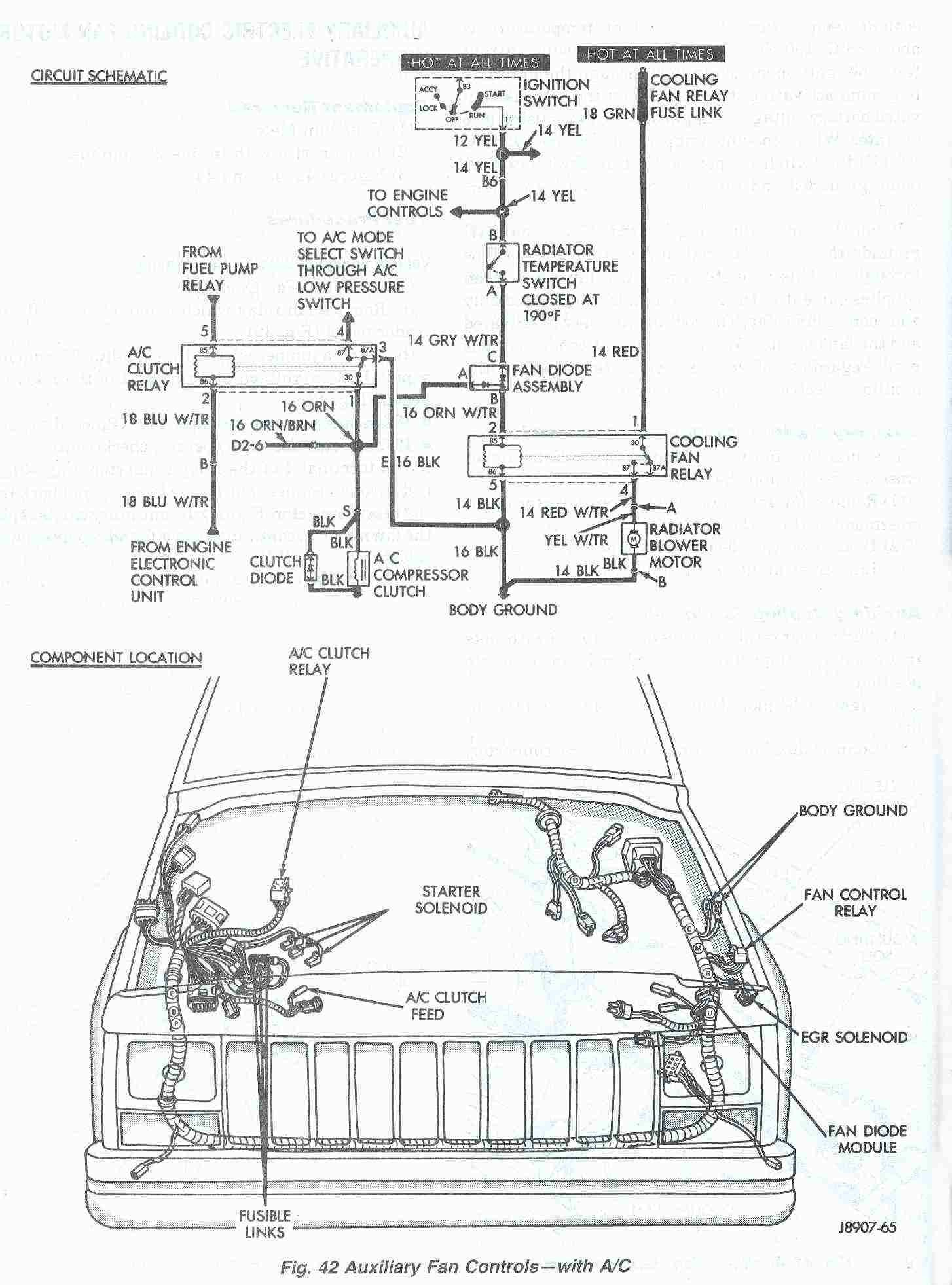 Jeep Grand Cherokee Ignition Wiring Diagram Best Jeep Grand Cherokee Ac  Wiring Diagram New Jeep Wj Ignition Wiring