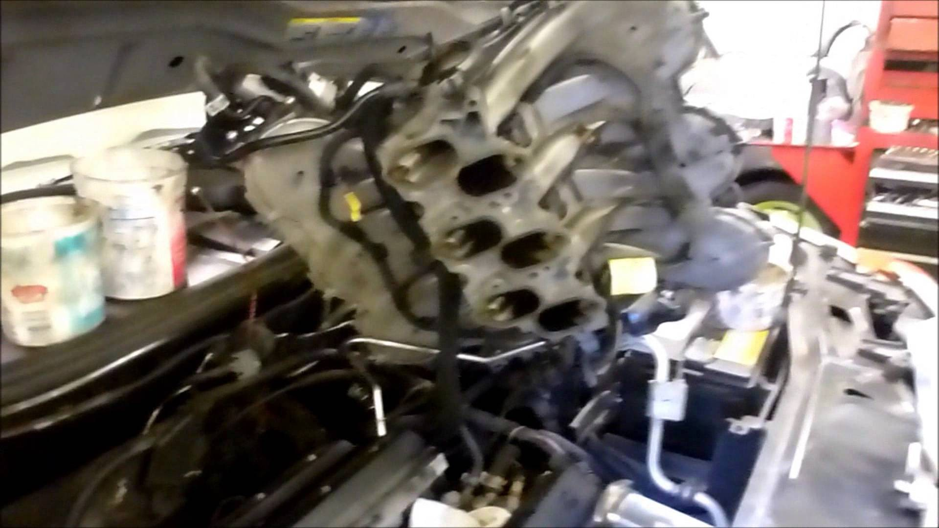2003 Saturn Vue V6 Engine Diagram Wiring 2000 Sl2 Ls2 Thermostat And Spark Plugs Of