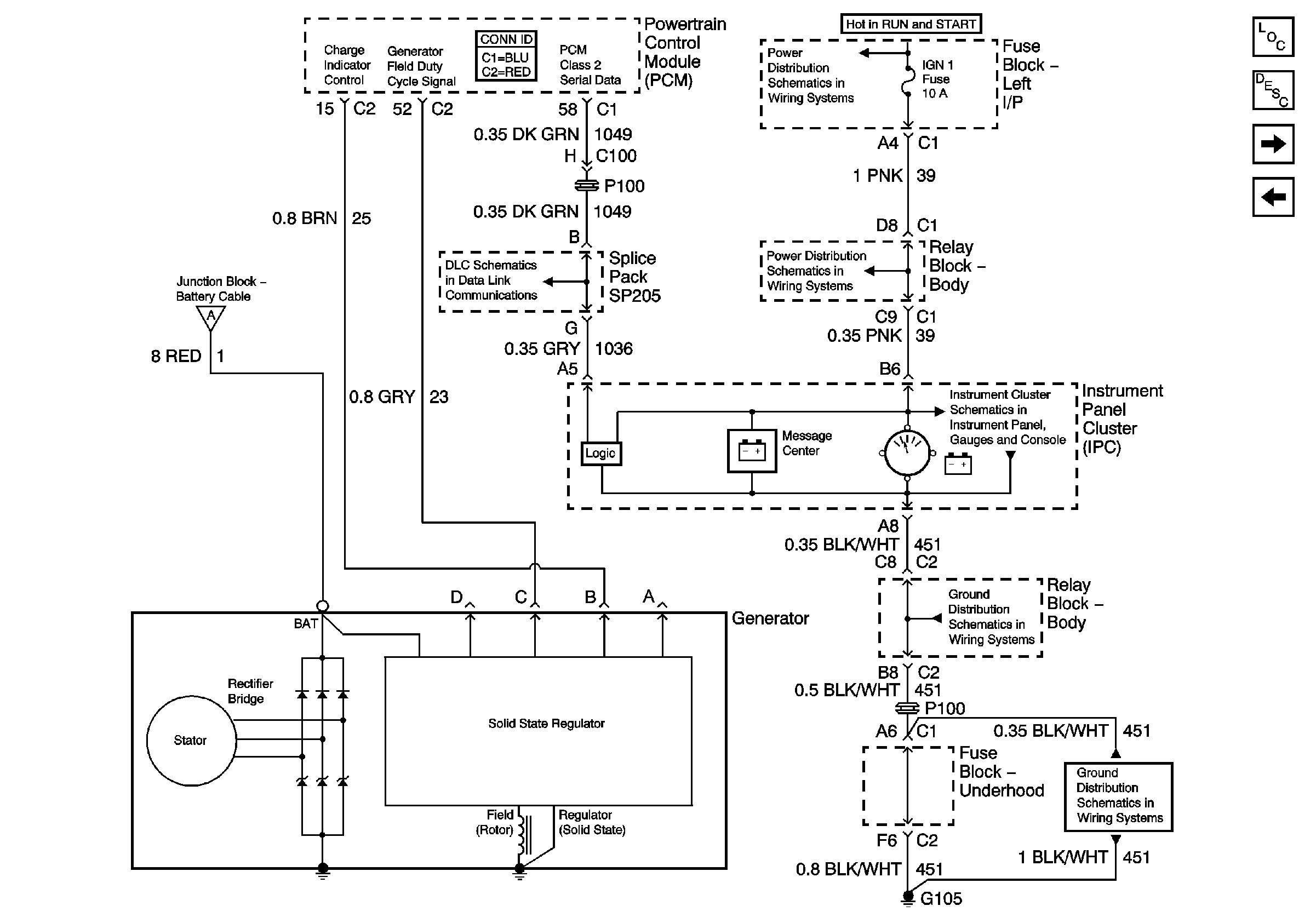 2008 Chevy Trailblazer Instrument Cluster Wiring Diagram - Wiring Diagrams  Blogpalox-france.fr