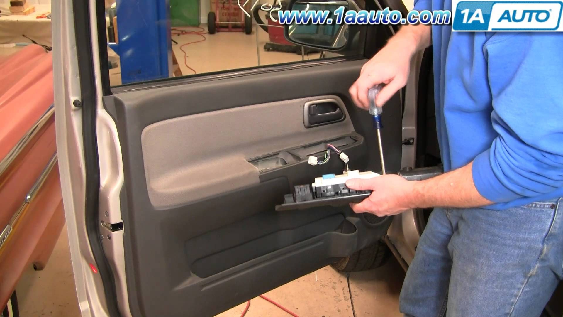 2004 Chevy Colorado Parts Diagram How To Install Replace Master Window Switch Wiring Power 04