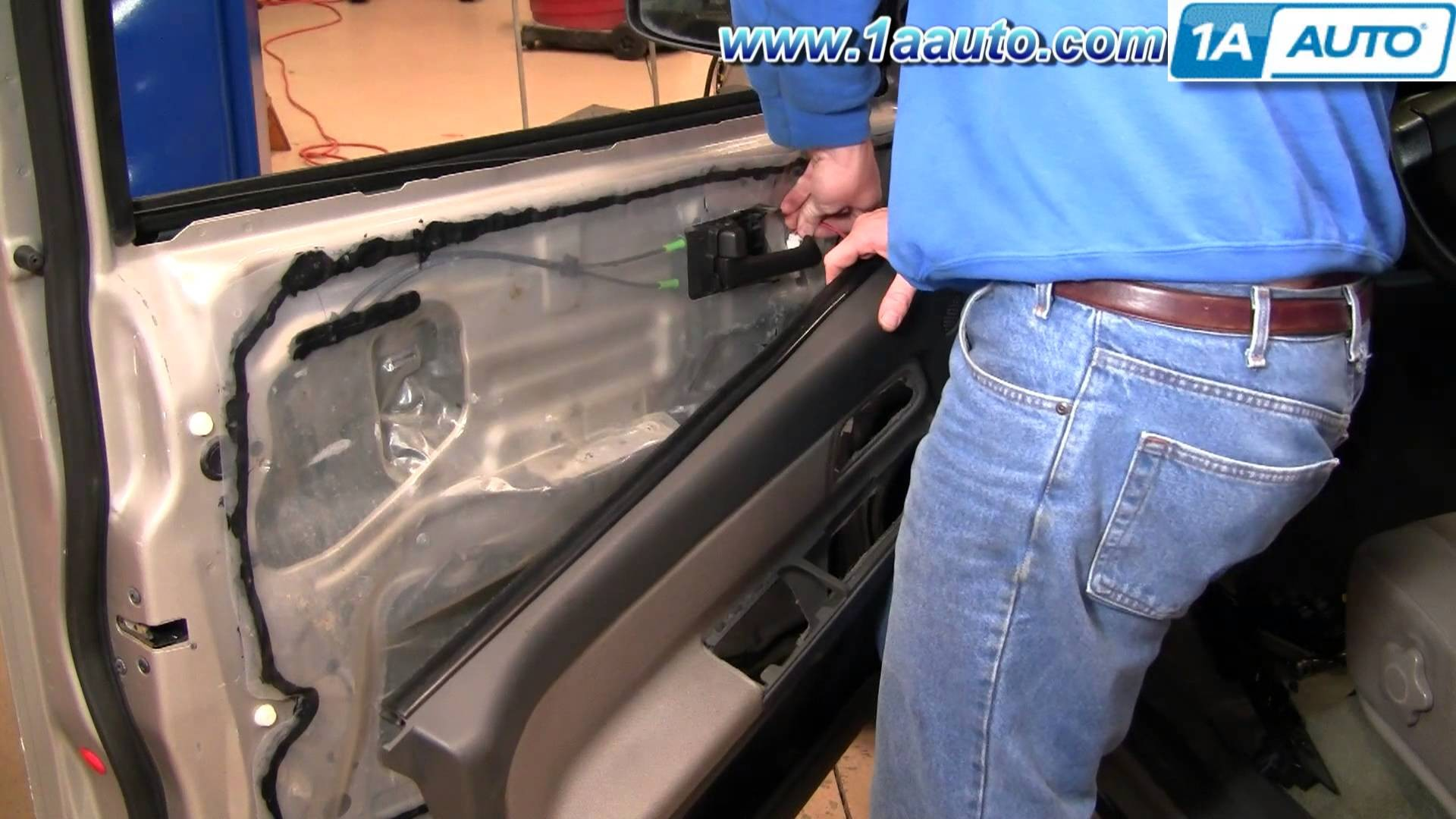 2004 Chevy Colorado Parts Diagram How to Install Replace Remove Front Door Panel Chevy Colorado 04 12 Of 2004 Chevy Colorado Parts Diagram