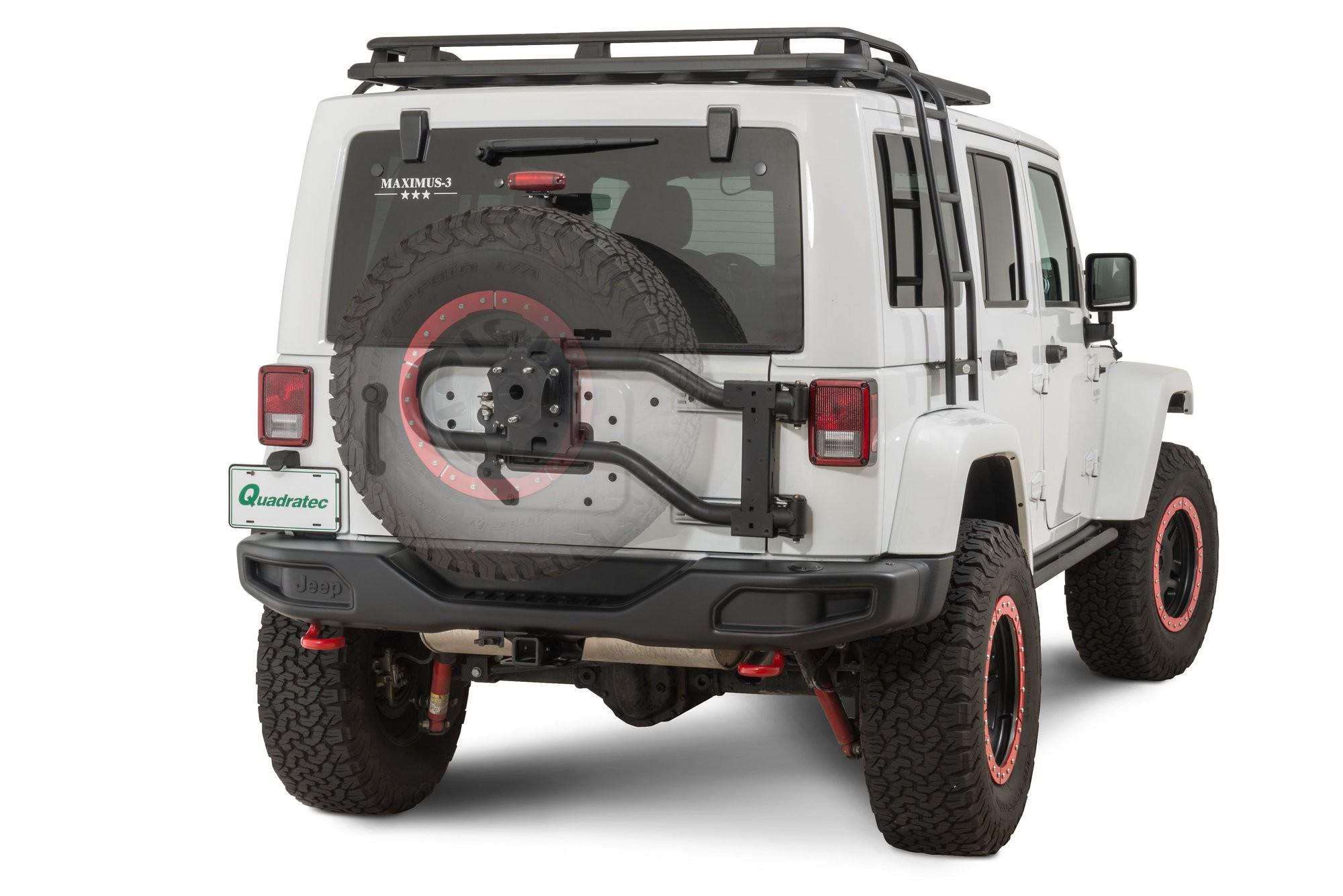 2004 Jeep Wrangler Parts Diagram Maximus 3 0400 0300tc Bp Modular Tire Carrier for 07 18 Jeep Of 2004 Jeep Wrangler Parts Diagram