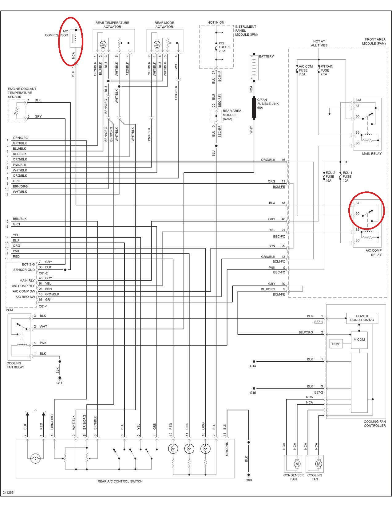 Wiring Diagram For 2005 Kia Sorento Not Lossing Indoor Fuse Spectra5 Wire Library Rh 23 Codingcommunity De Color Radio