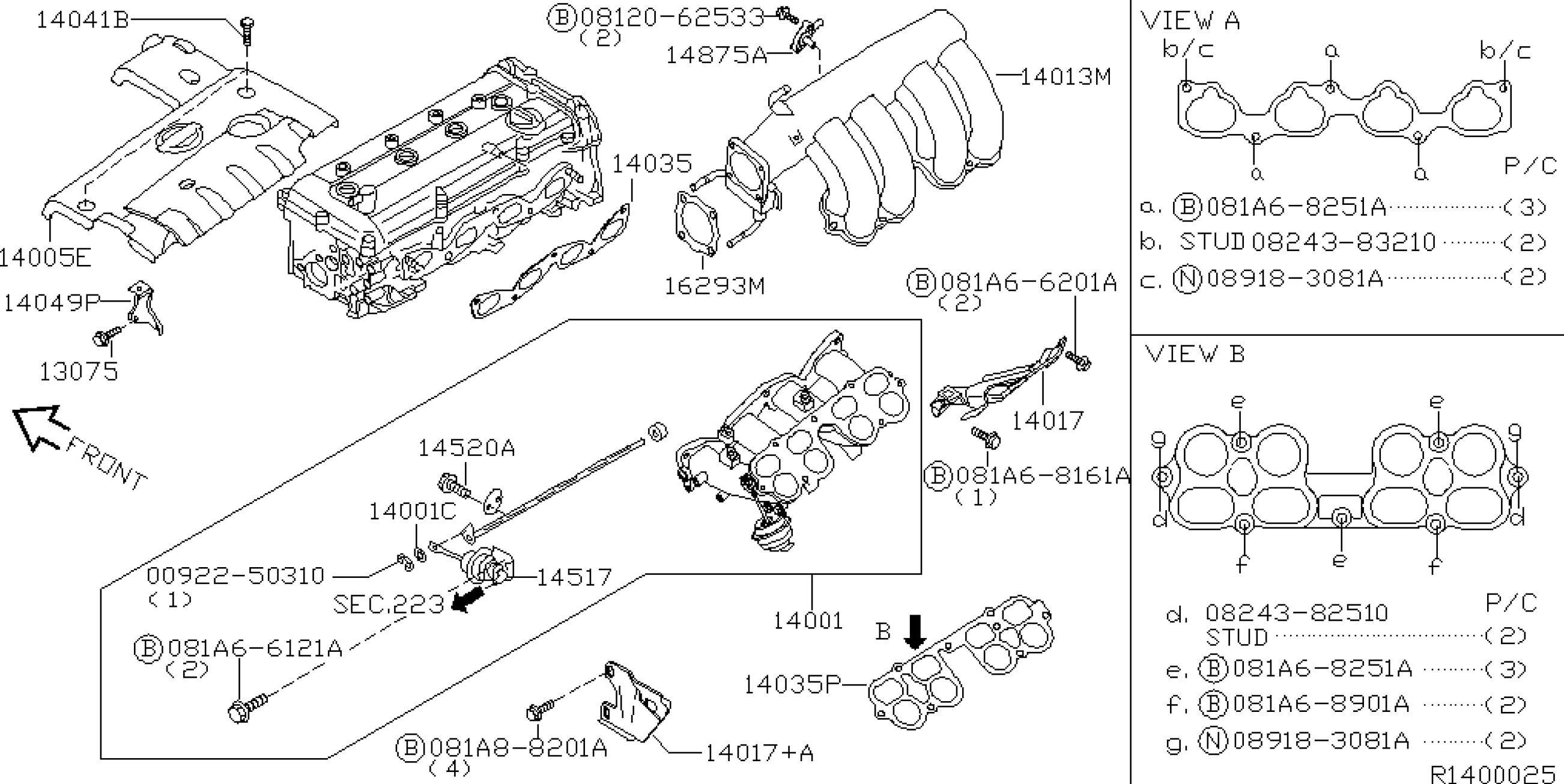 2005 Nissan Altima Engine Diagram Nissan Sentra Engine Diagram 1997 Nissan Sentra 2007 Kia Spectra Of 2005 Nissan Altima Engine Diagram