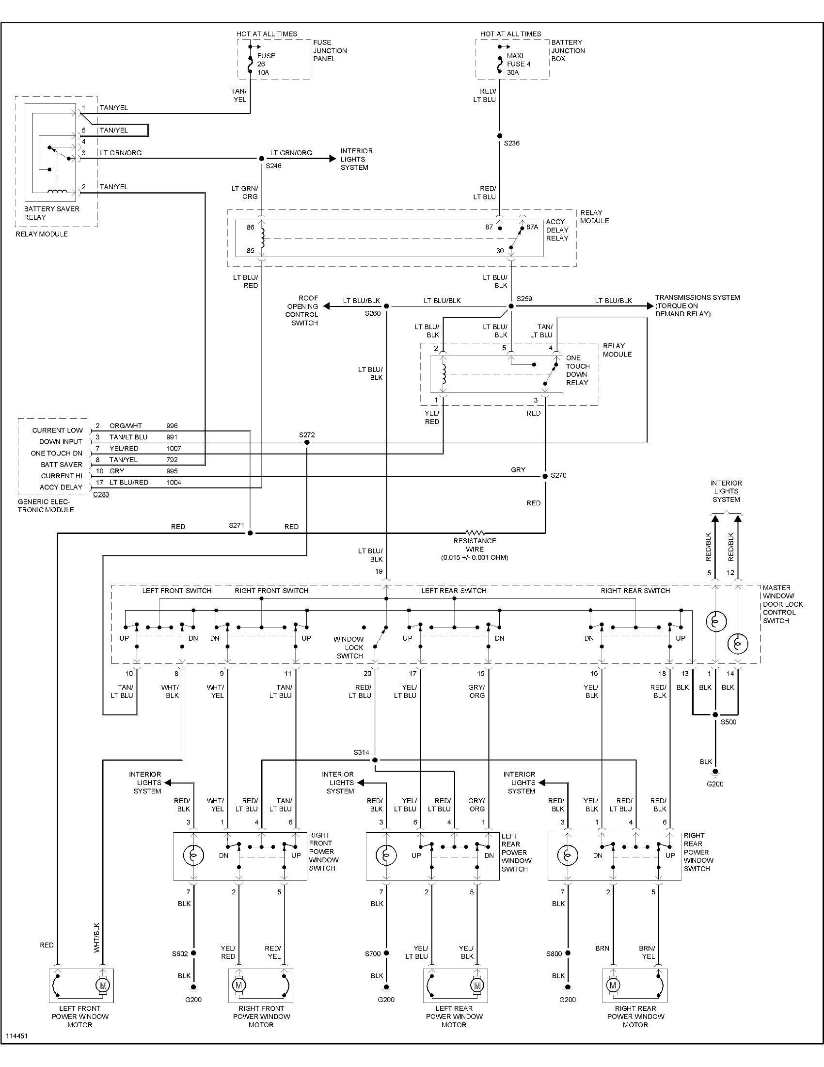 2005 Ford Explorer Ac Wiring Wiring Diagram 2005 Ford 500 Fuse Box Diagram  Ford Explorer Fuse Box Diagram 2005