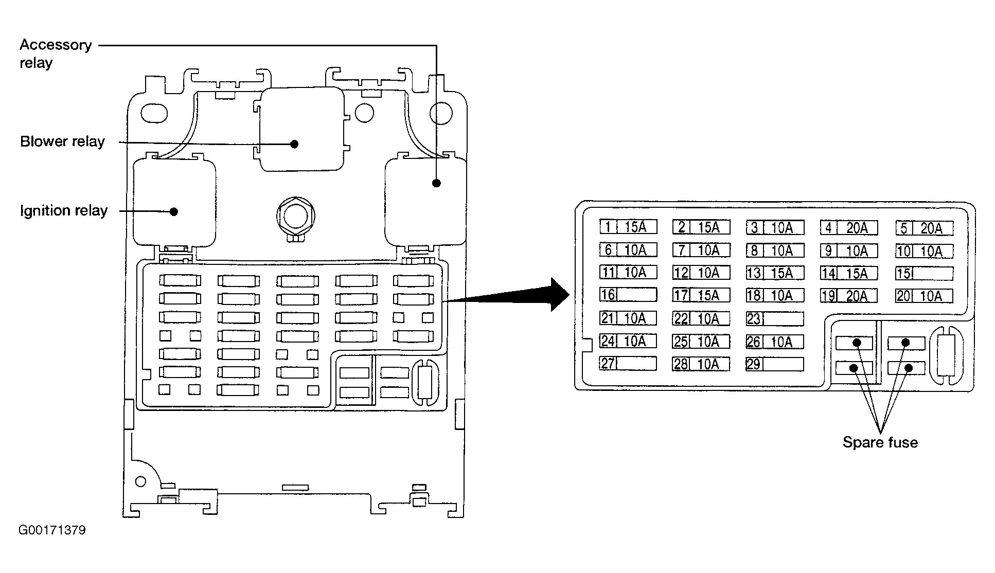 2011 Altima Fuse Box Diagram - Wiring Diagrams List on