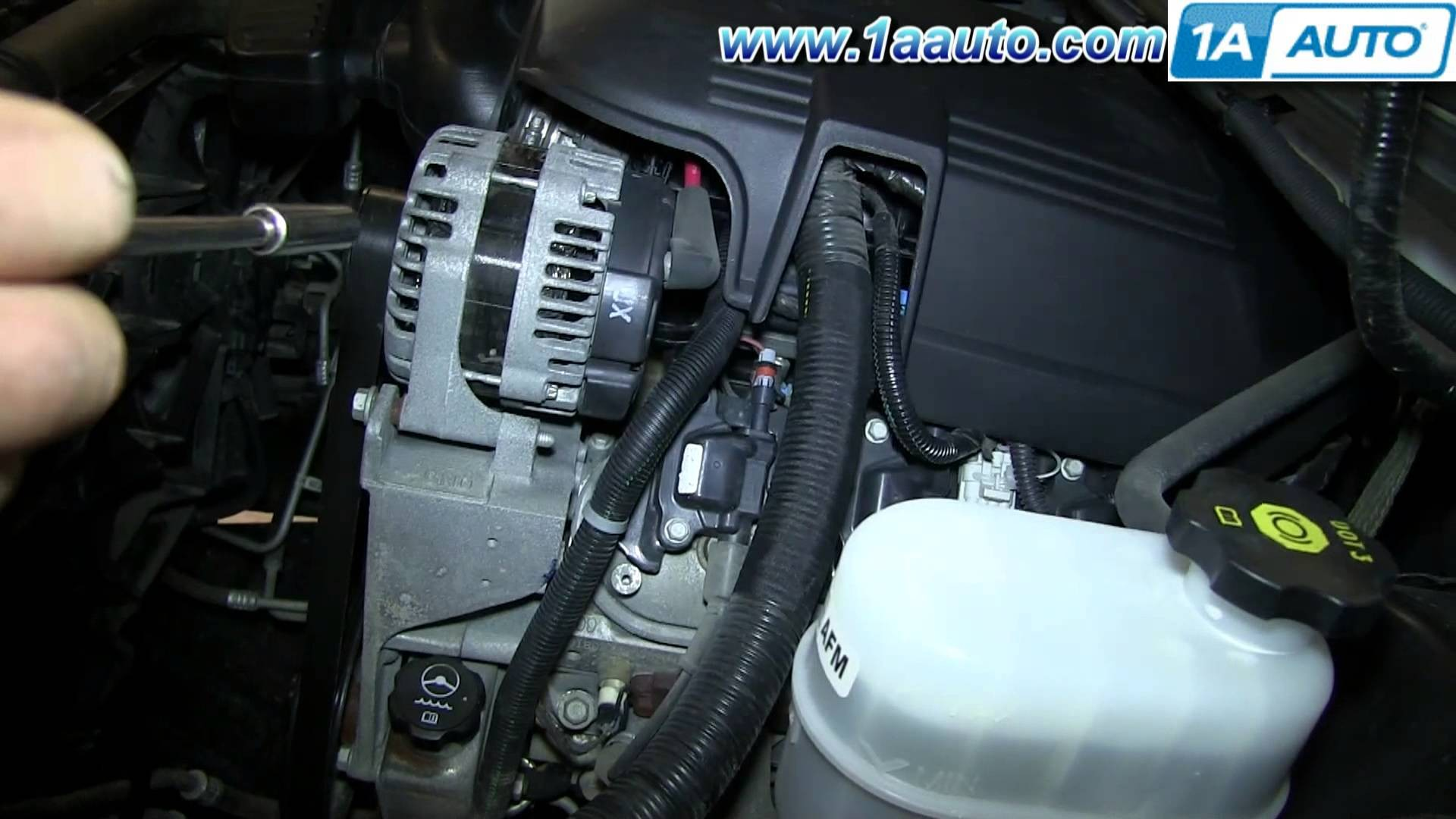2009 Chevy Aveo Engine Diagram 2006 Hhr Wiring How To Install Replace Ignition Coil 2007 13 Silverado