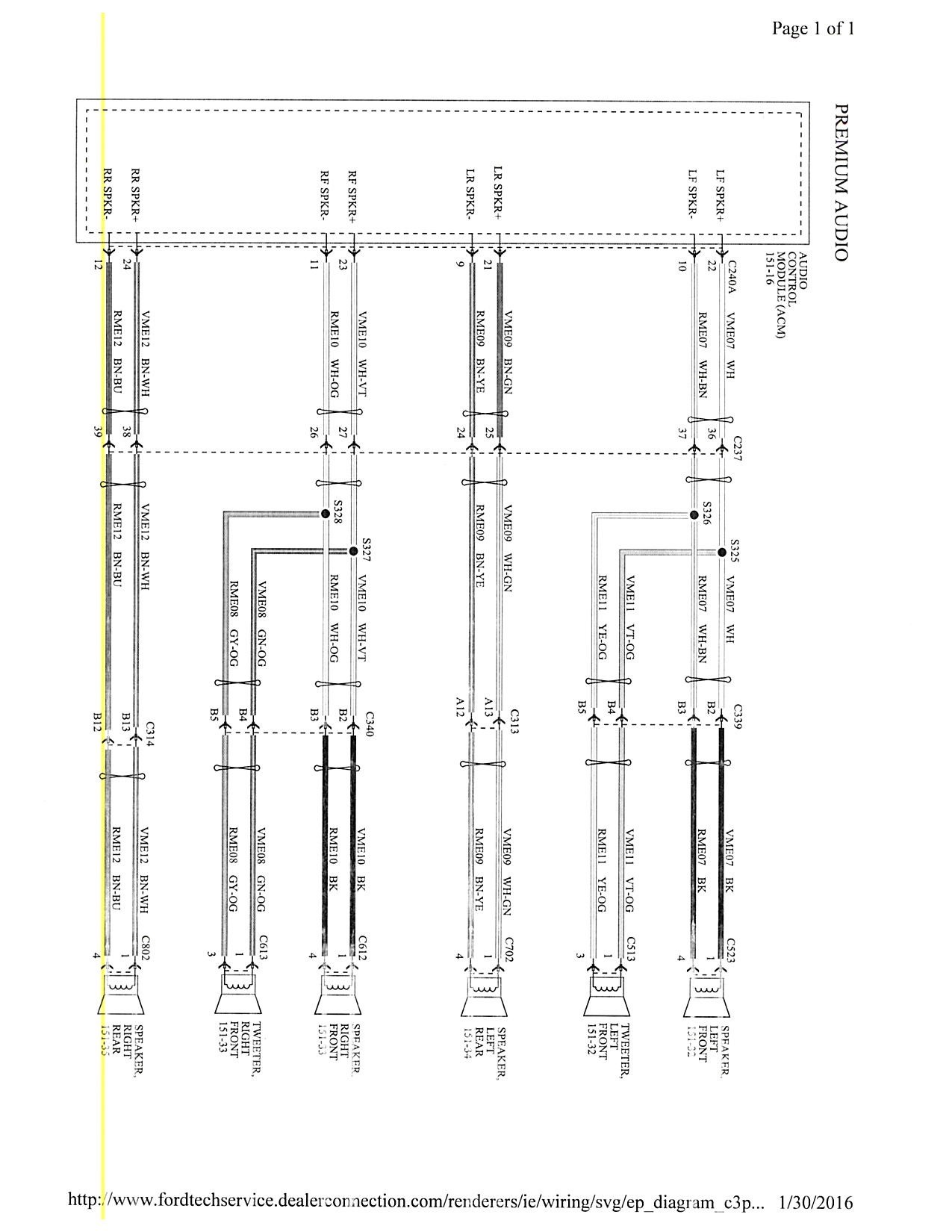 2012 ford Focus Wiring Diagram 2003 ford Focus Radio Wiring Diagram Floralfrocks and Autoctono Of 2012 ford Focus Wiring Diagram