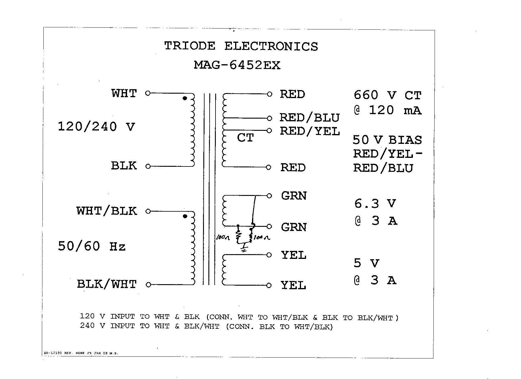 Control Transformer Wiring Diagram - Wiring Diagram Data on