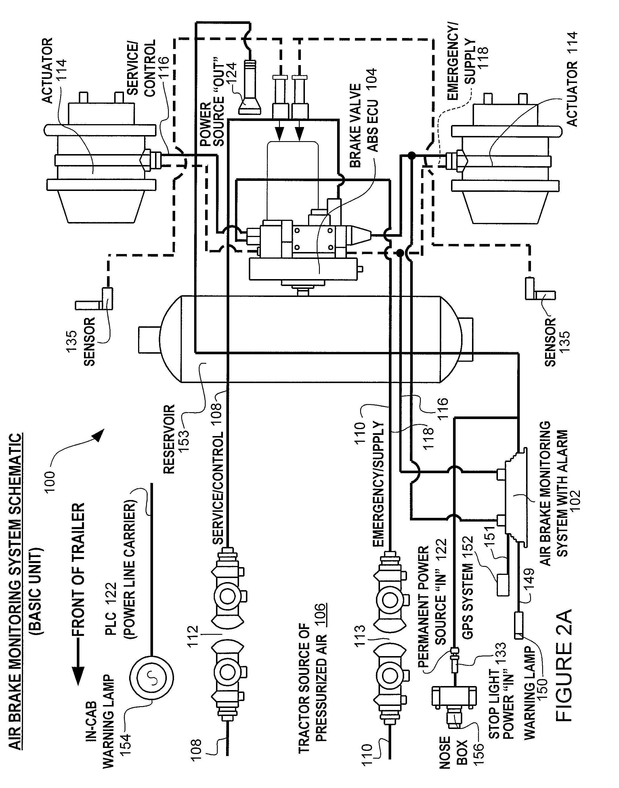 bendix foot valve schematic