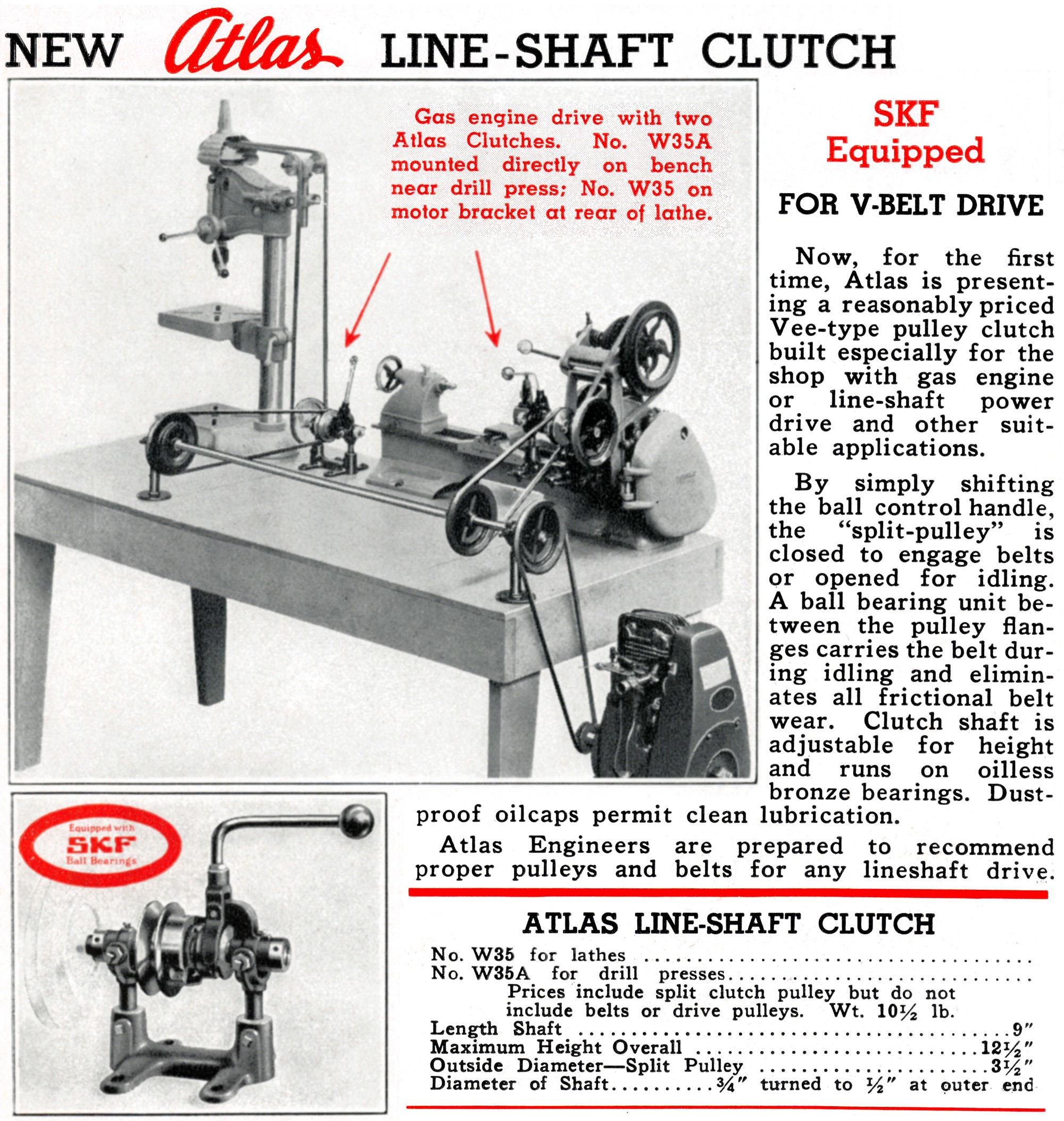 Atlas Lathe Parts Diagram Craftsman Drills 1937 38 My Wiring Of